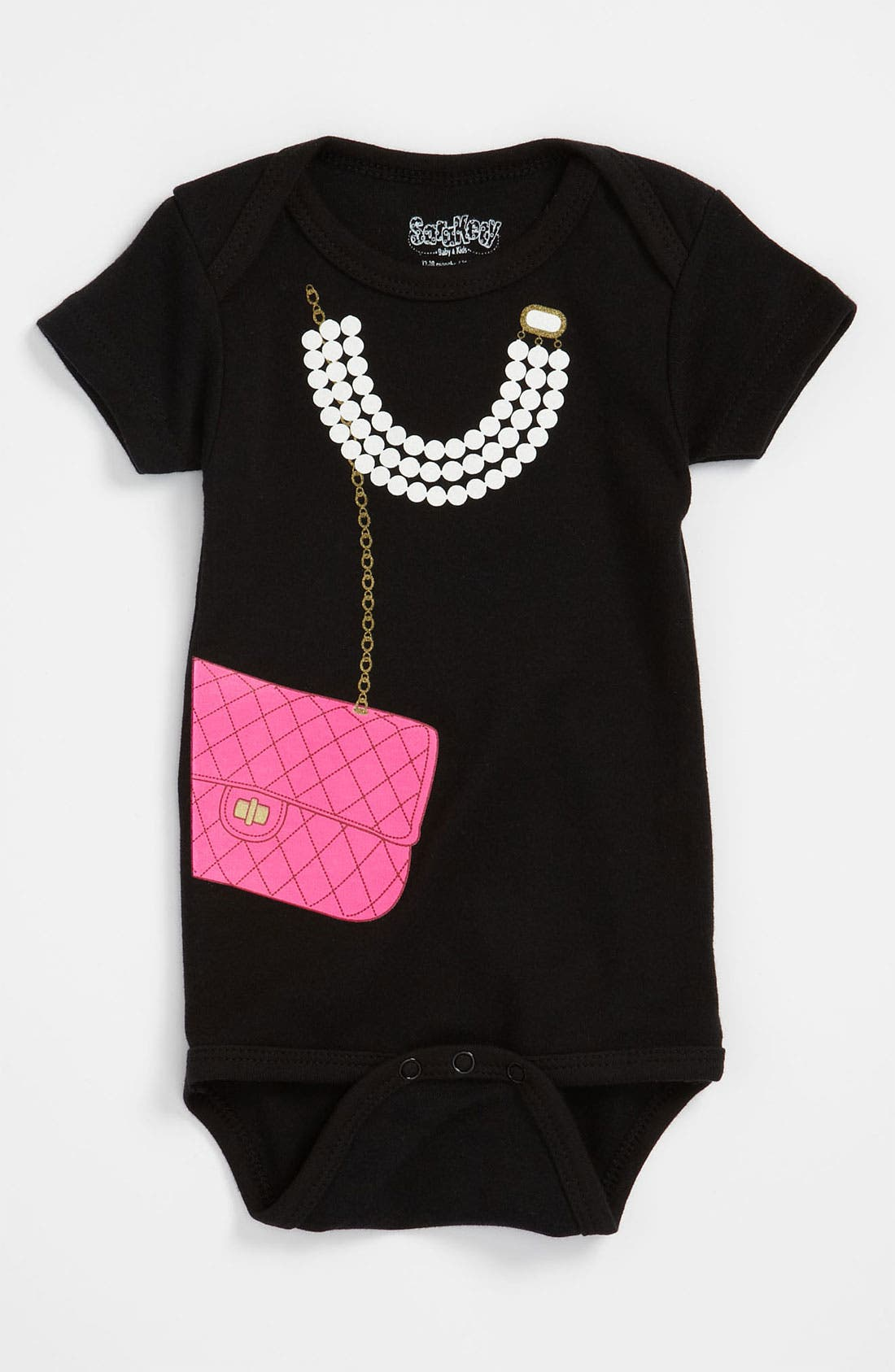 Main Image - Sara Kety Baby & Kids Bodysuit (Infant)