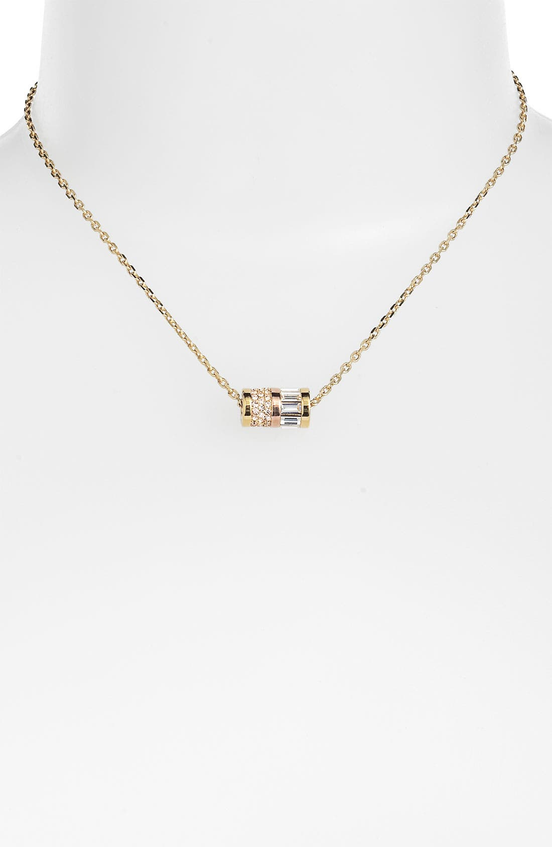 Alternate Image 1 Selected - Michael Kors 'Brilliance' Pendant Necklace