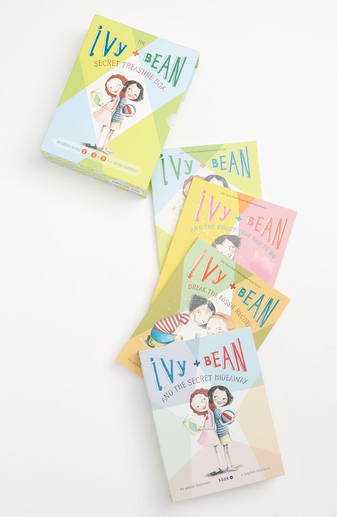 Alternate Image 1 Selected - Annie Barrows & Sophie Blackall 'Ivy + Bean' Secret Treasure Box Set