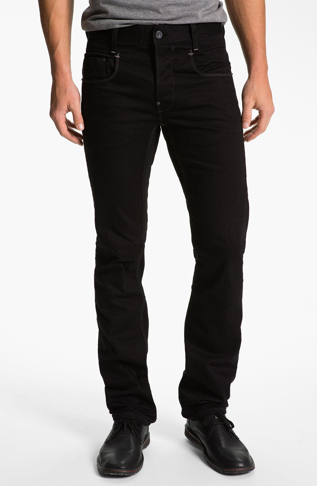 Alternate Image 2  - G-Star Raw 'New Rader' Straight Leg Jeans (3D Raw)
