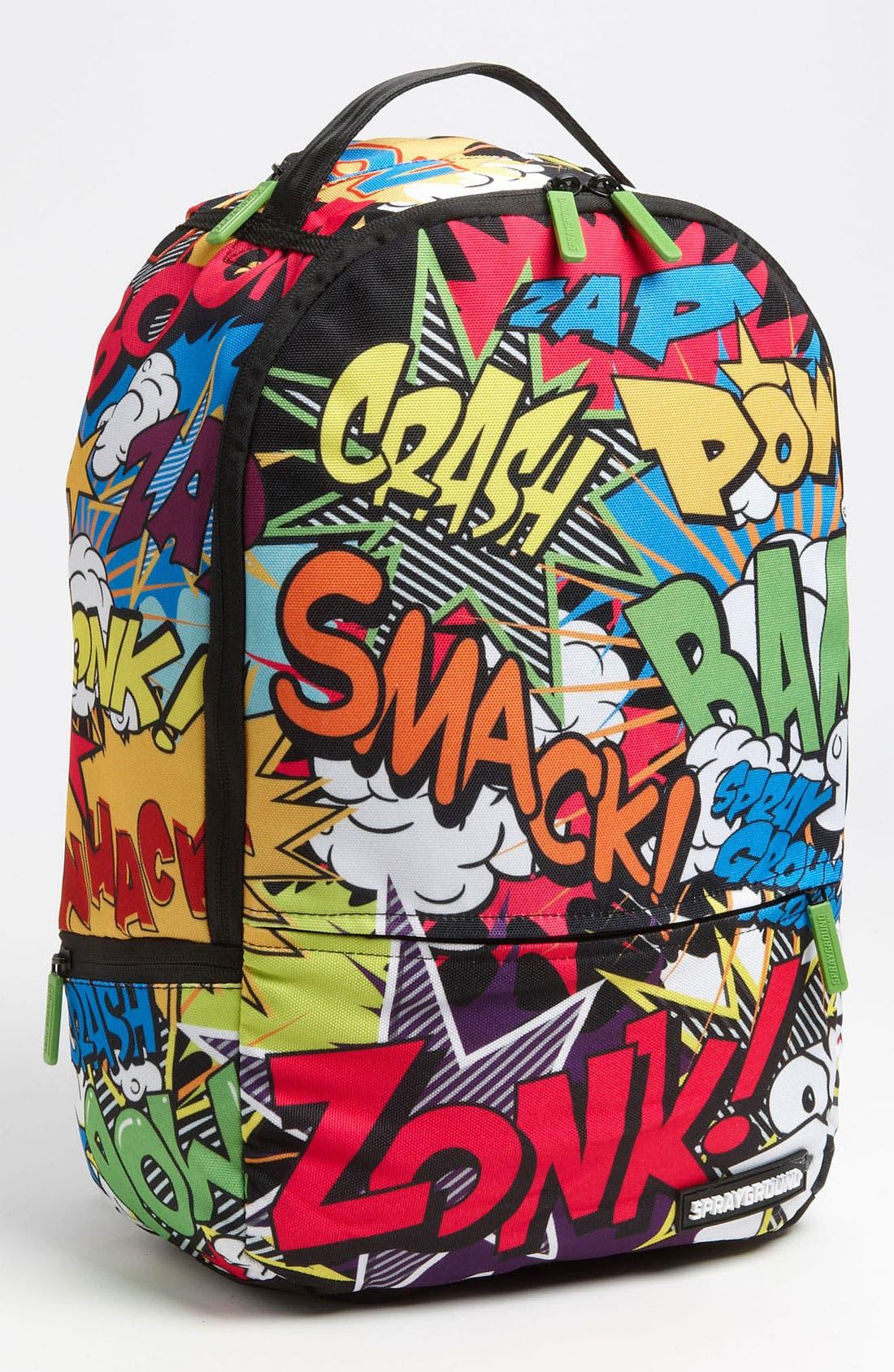 Main Image - Sprayground 'POW' Backpack