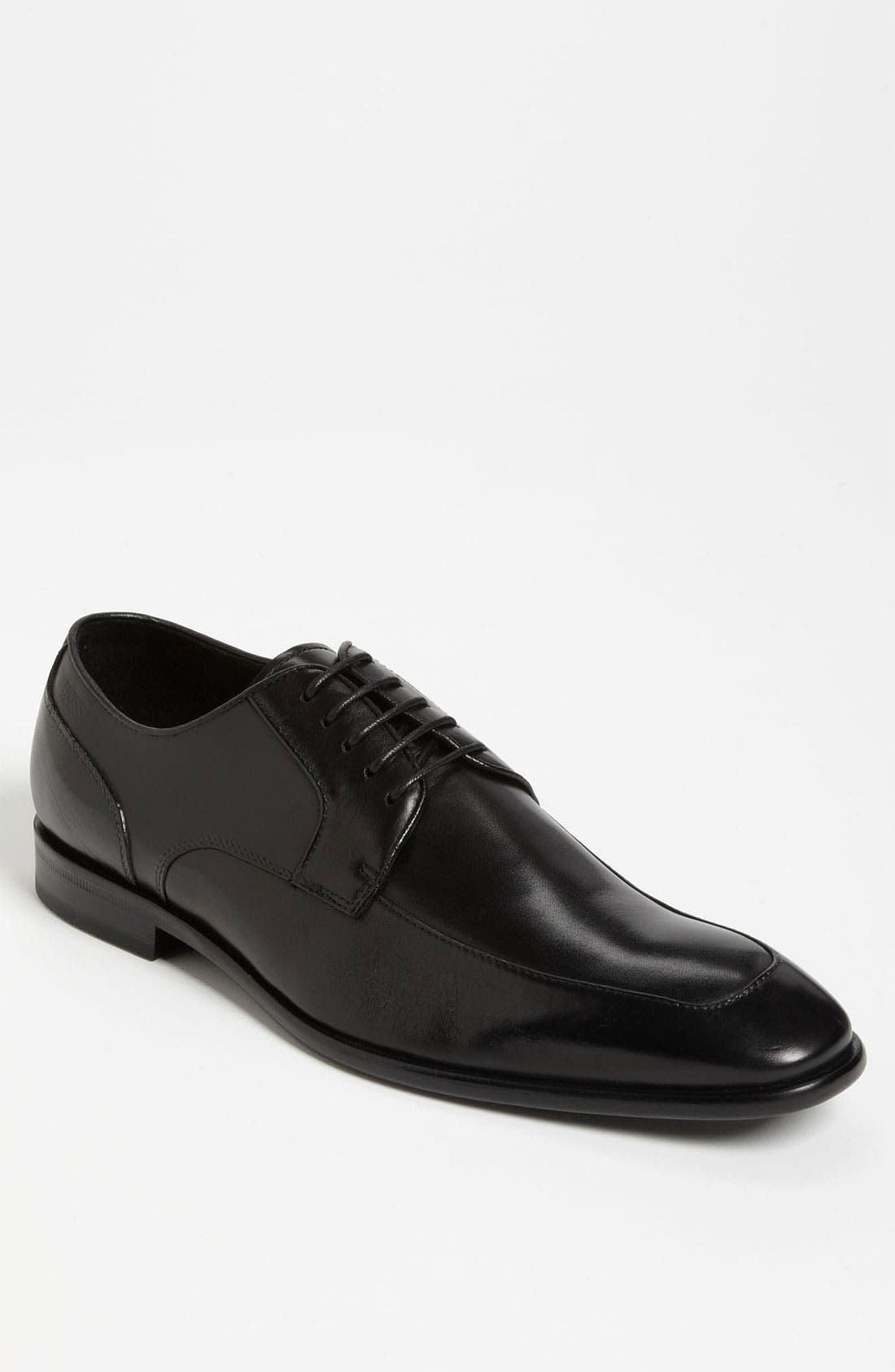 Alternate Image 1 Selected - BOSS HUGO BOSS 'Mettor' Apron Toe Derby (Men)