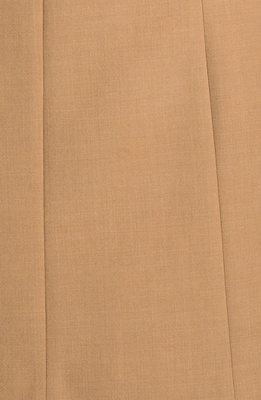 Alternate Image 3  - Tory Burch 'Azalea' Stretch Wool Sheath Dress
