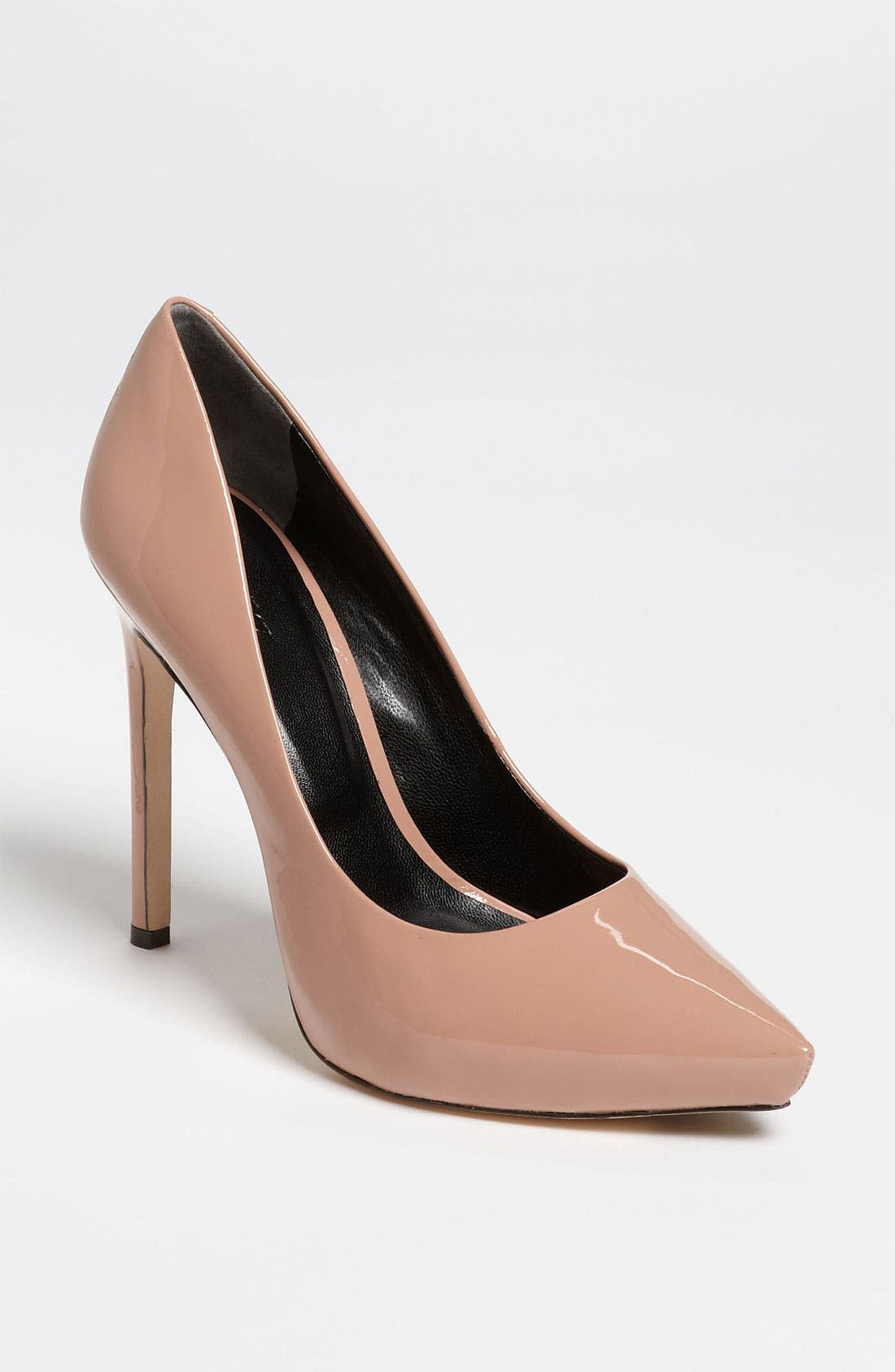 Rachel Roy 'Gardner' Pump,                             Main thumbnail 1, color,                             Light Pink Patent