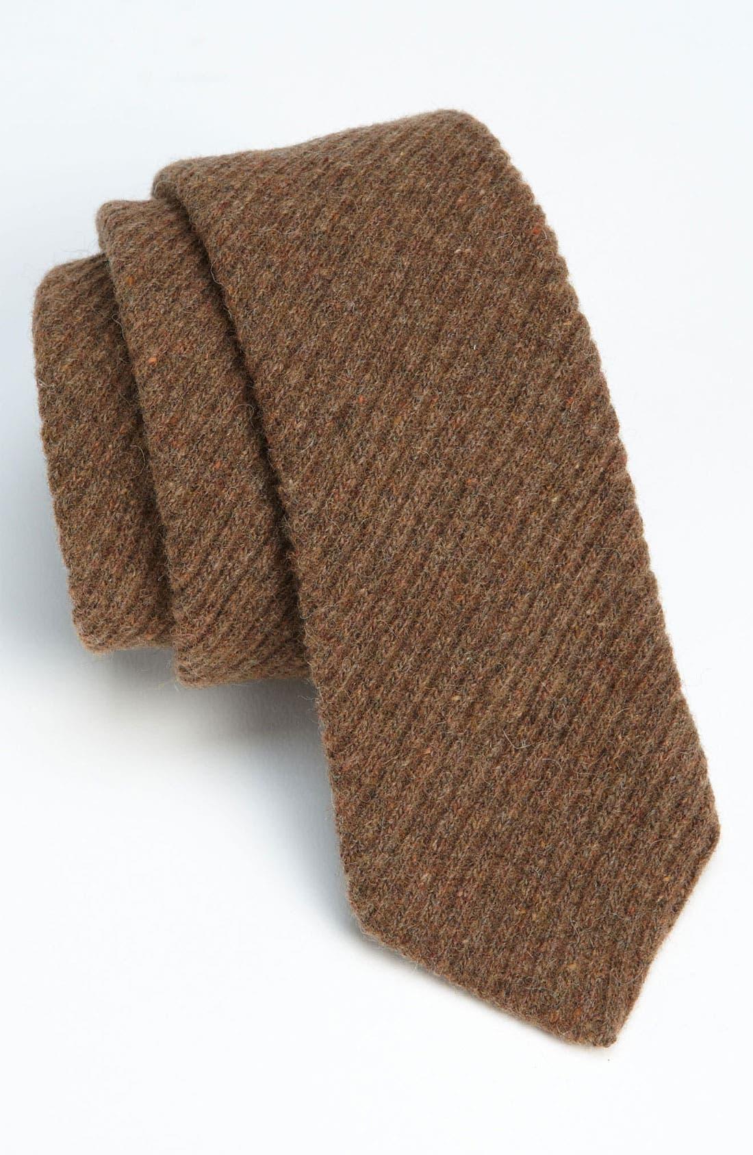 Alternate Image 1 Selected - Gitman Knit Tie