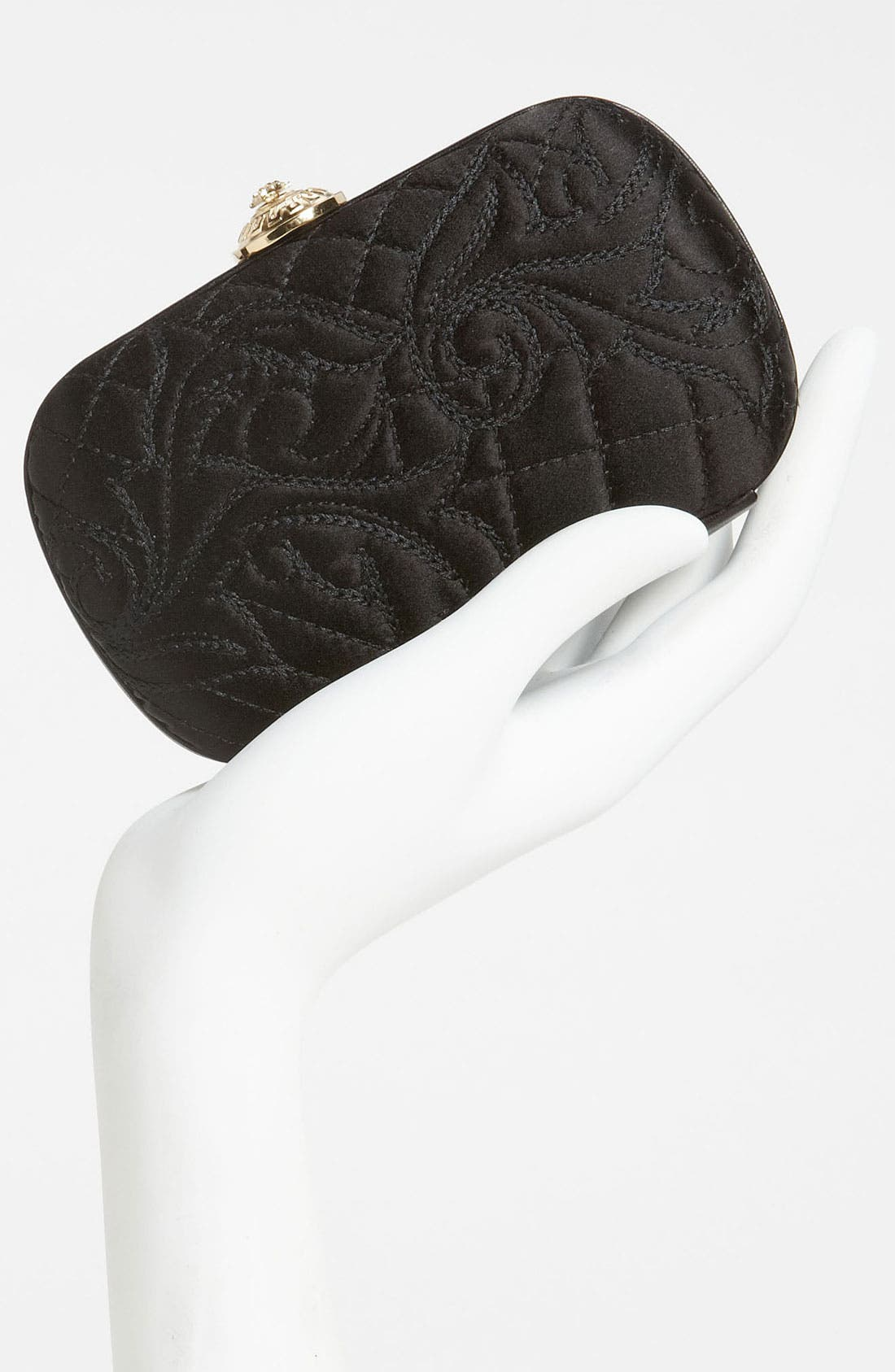 Alternate Image 2  - Versace 'Linea' Box Clutch