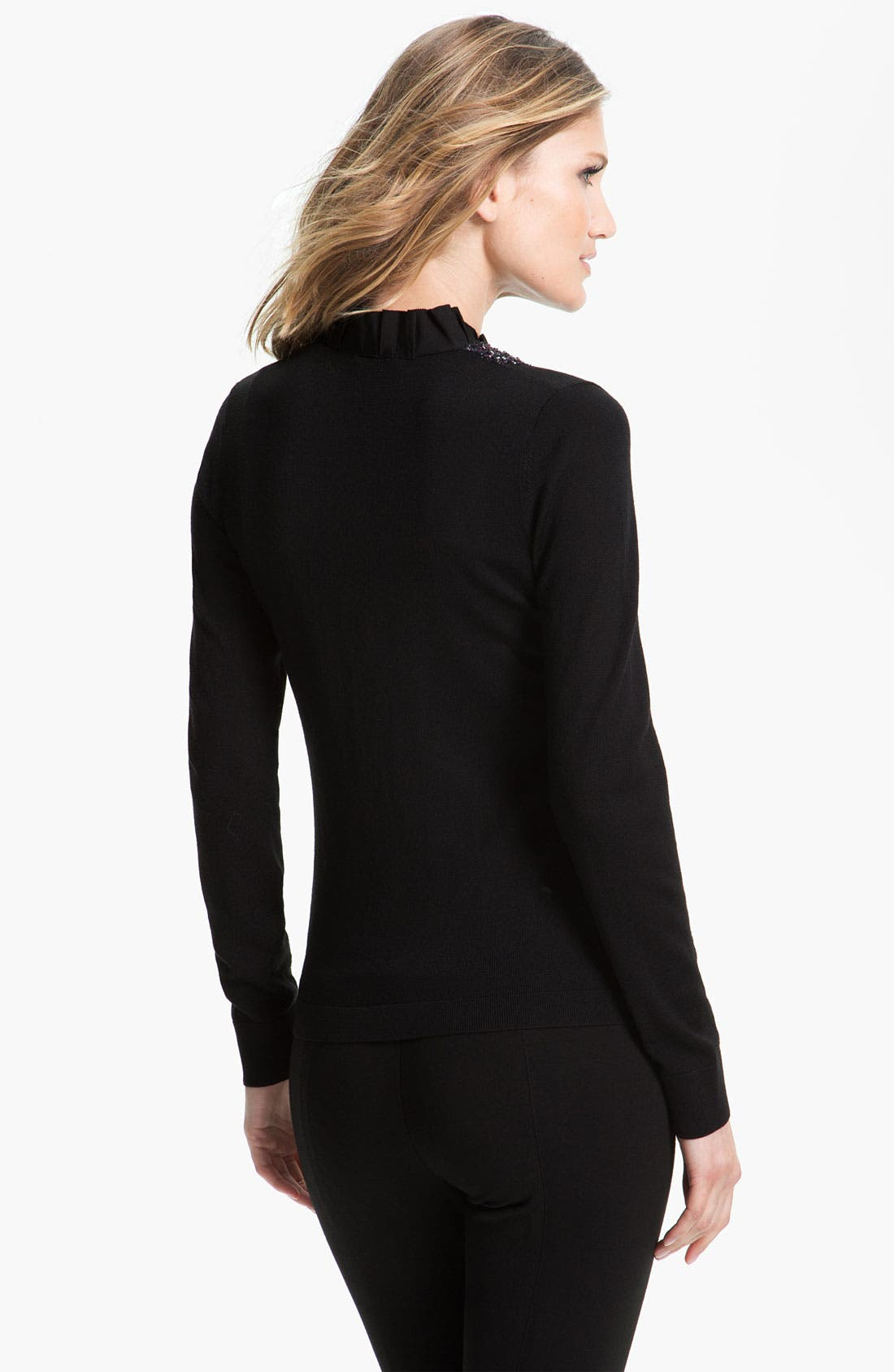 Alternate Image 2  - Elie Tahari 'Caprina' Cardigan