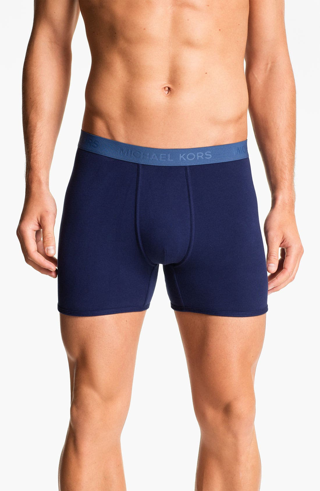 Alternate Image 1 Selected - Michael Kors 'Free Fit' Boxer Briefs