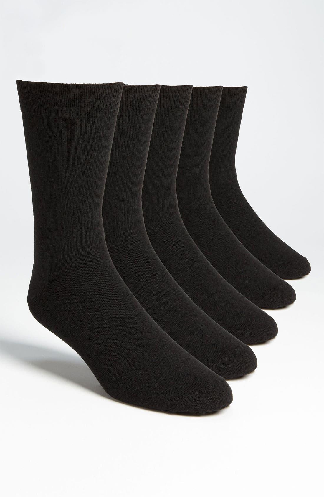 Main Image - Topman Socks (5-Pack)