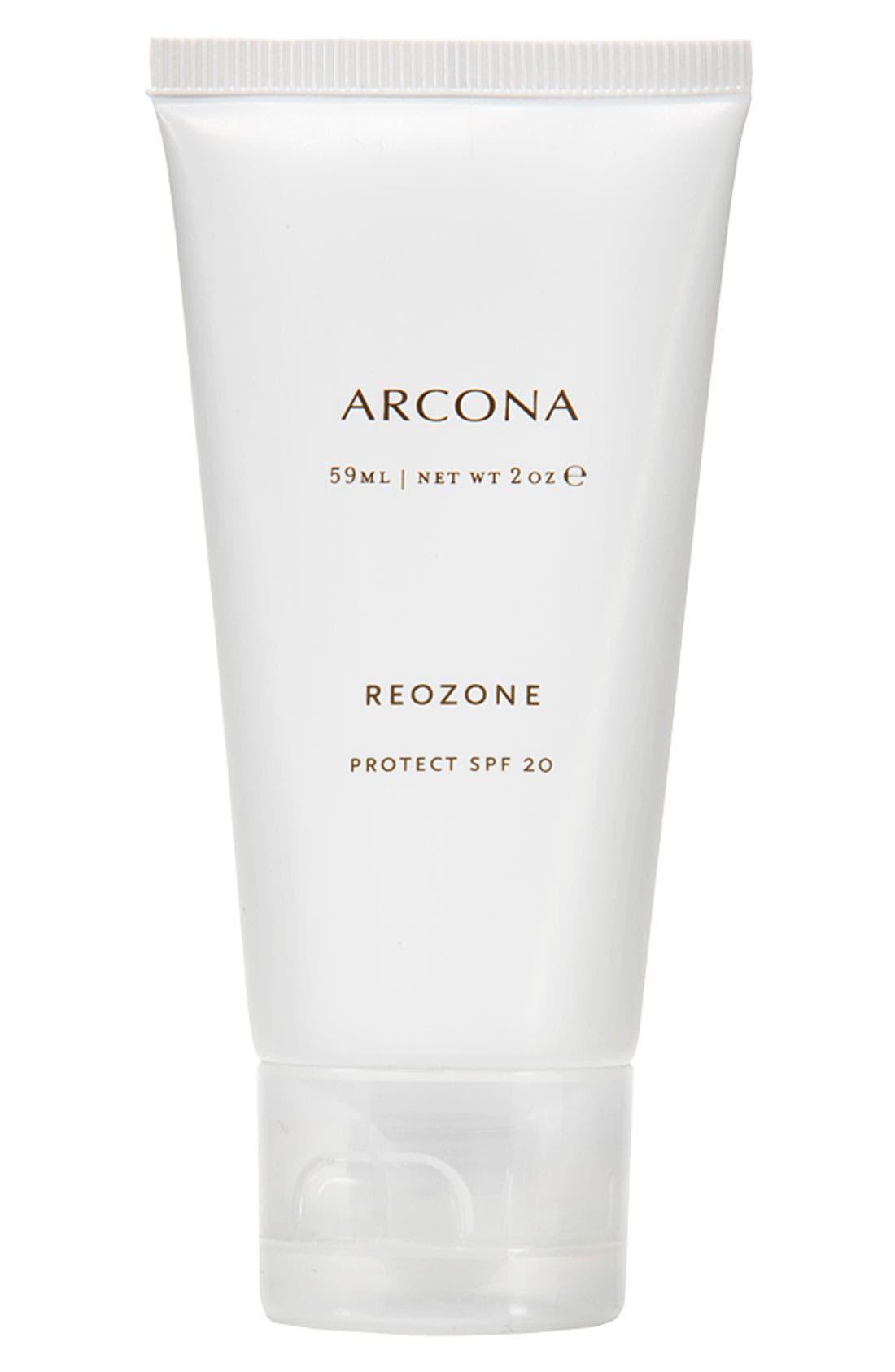 ARCONA Reozone Sunscreen SPF 20