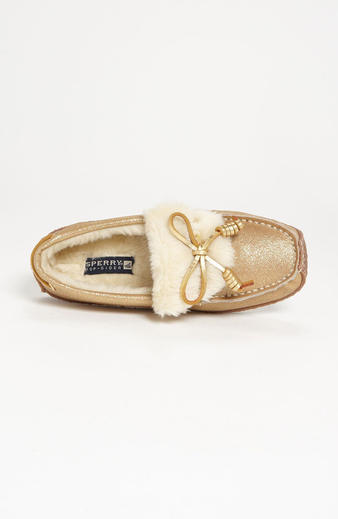 Alternate Image 3  - SPERRY VIOLET MOCCASIN SLIPPER