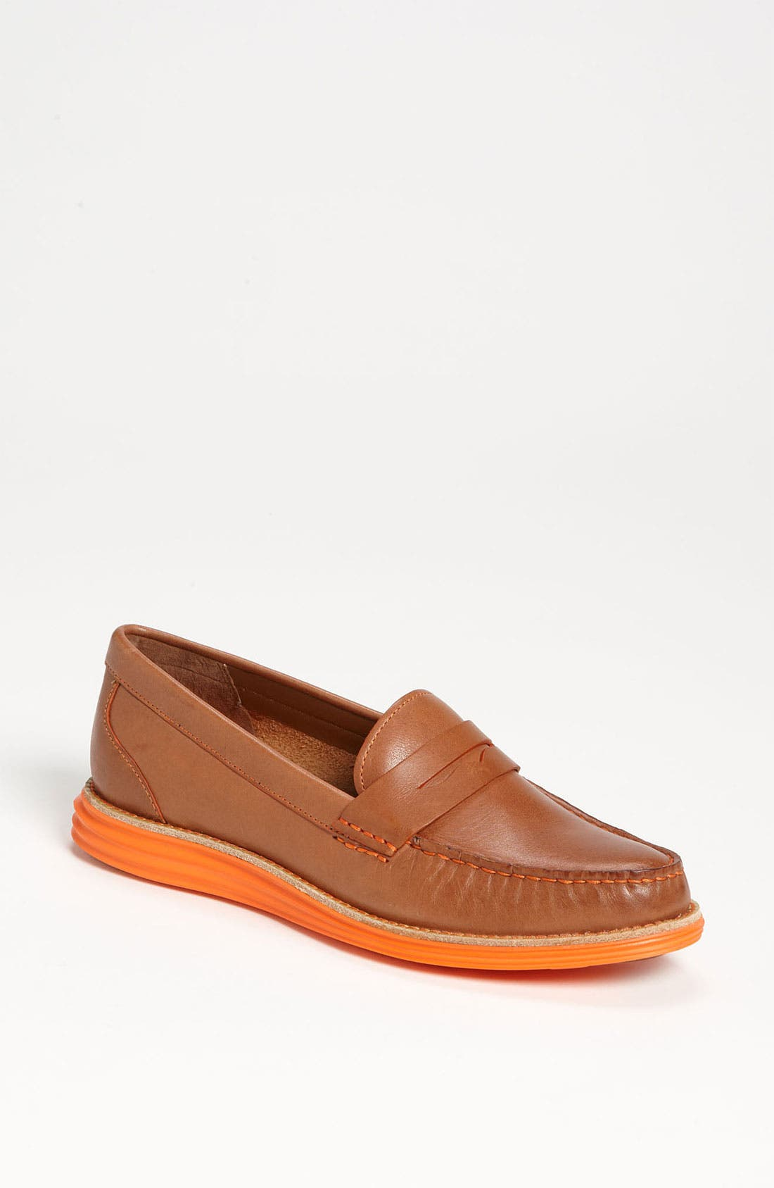 Alternate Image 1 Selected - Cole Haan 'LunarGrand Monroe' Penny Loafer (Women)
