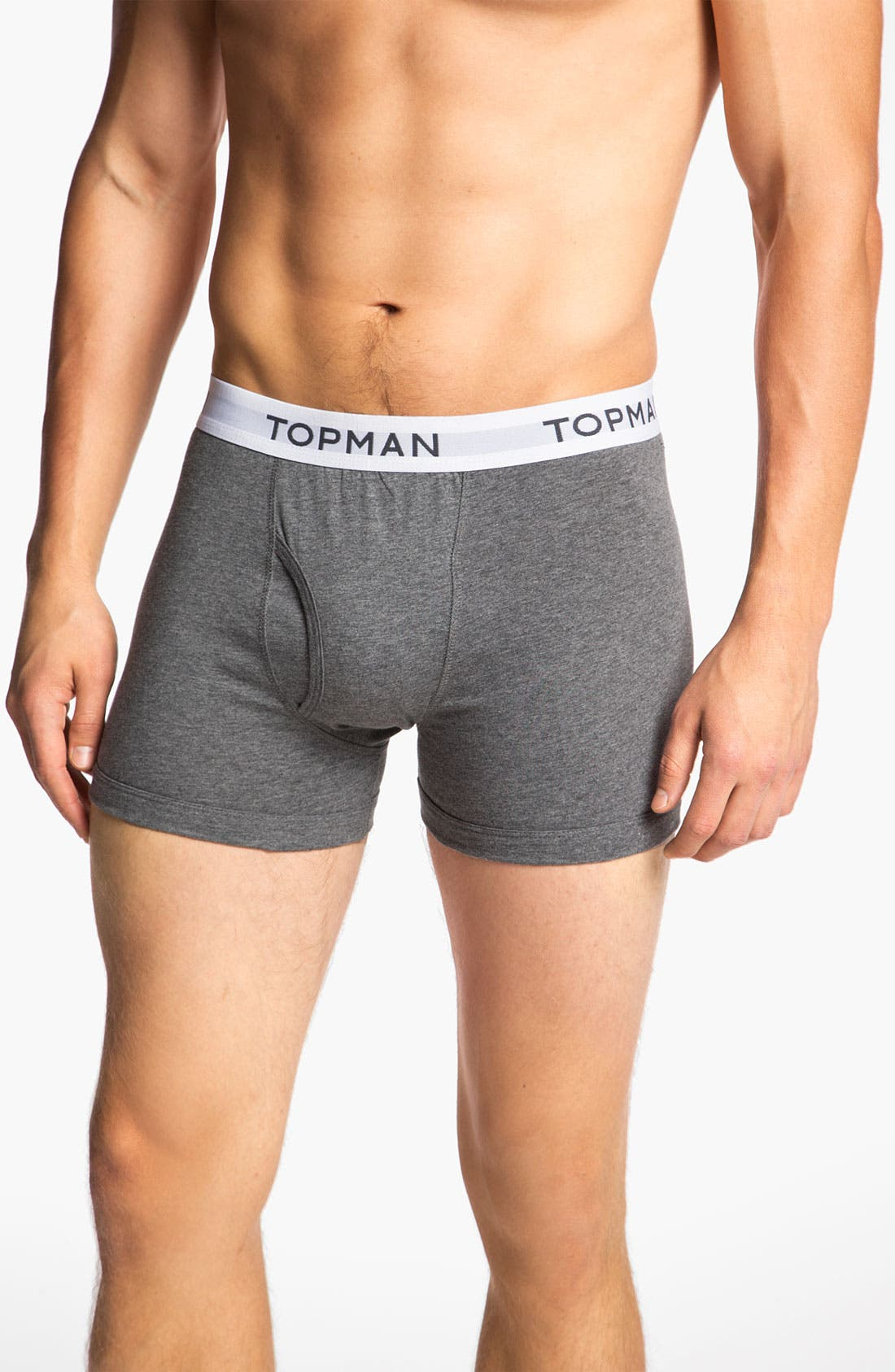 Alternate Image 6  - Topman Boxer Briefs (3-Pack)