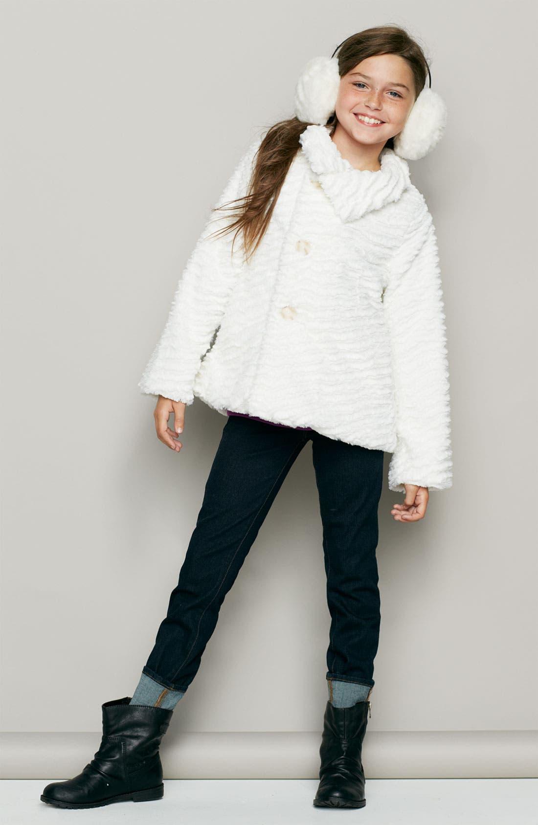 Alternate Image 2  - Patagonia 'Pelage' Jacket (Big Girls)