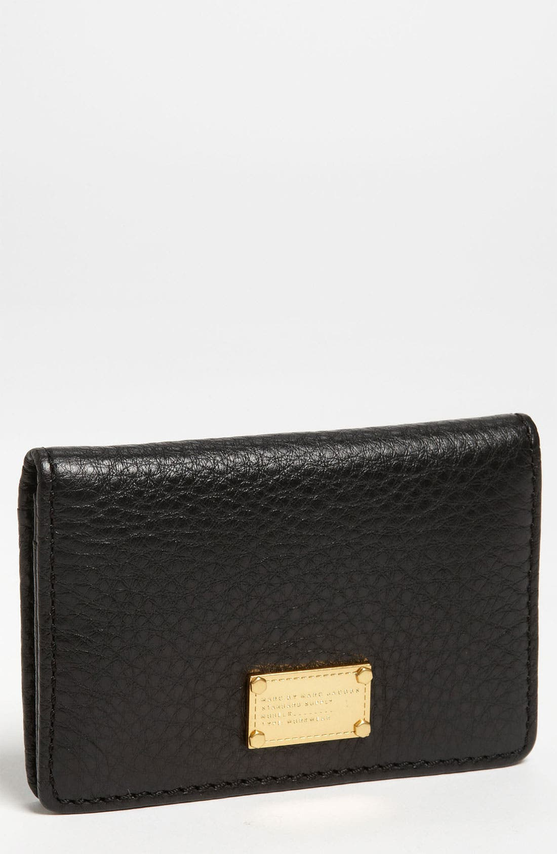 Main Image - MARC BY MARC JACOBS 'Classic Q' Card Case
