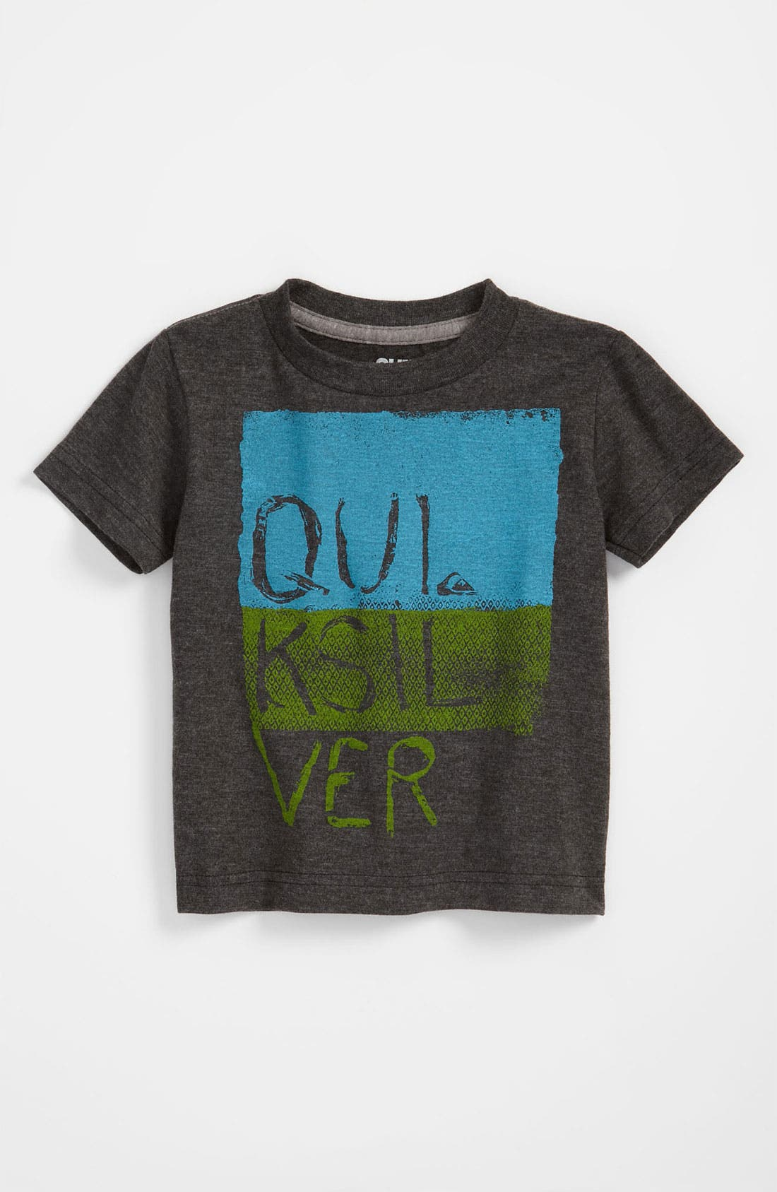 Alternate Image 1 Selected - Quiksilver 'Para Logo' T-Shirt (Infant)