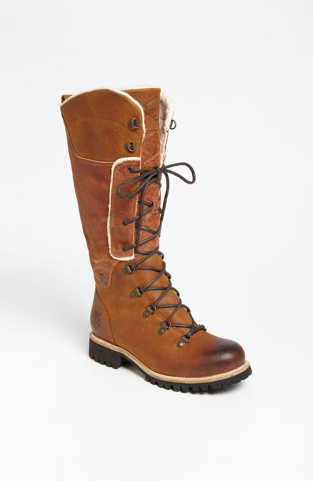 Alternate Image 1 Selected - TIMBERLAND ALPINE HIKER HIGH