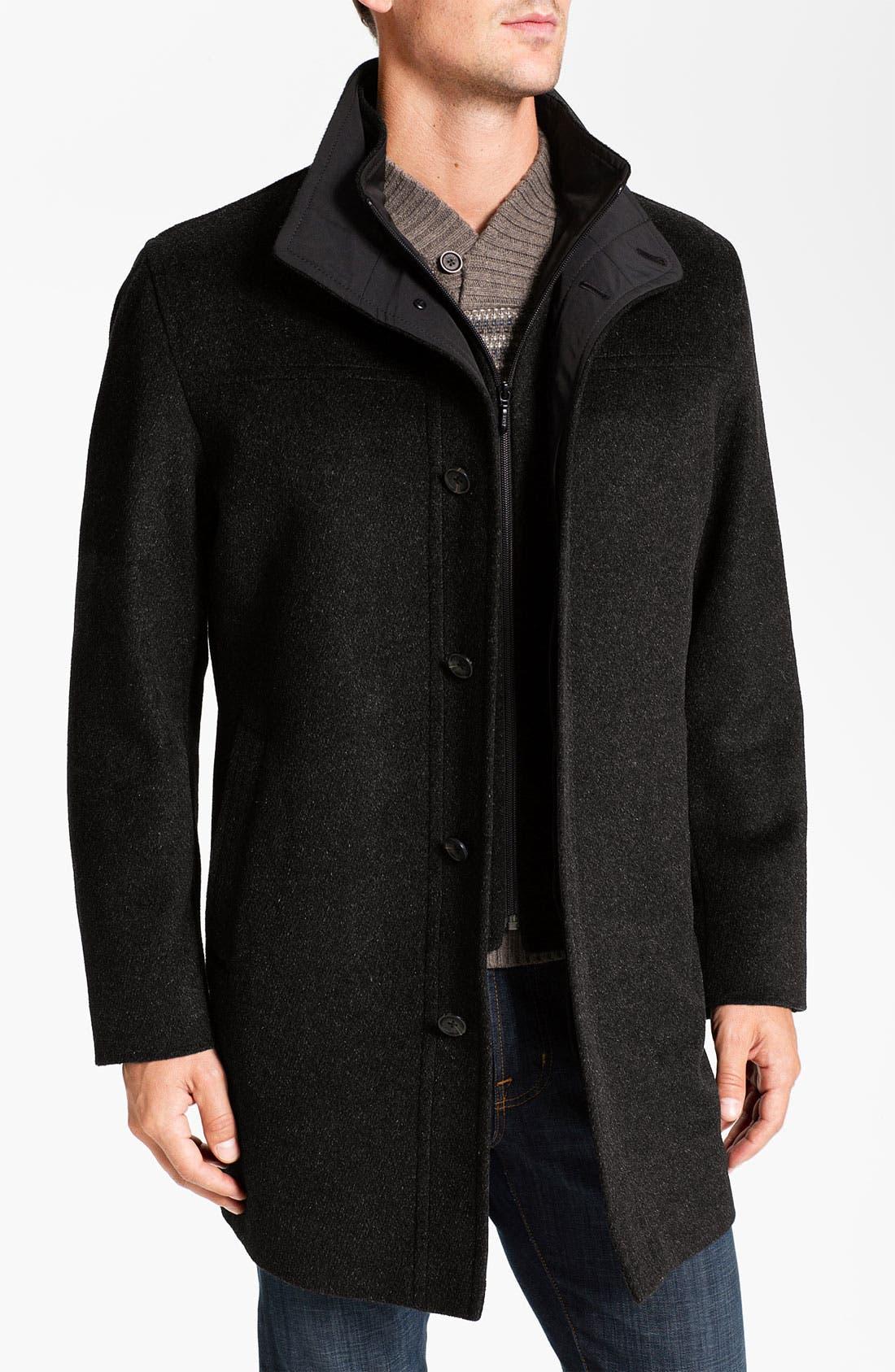 Alternate Image 1 Selected - Sanyo Angora & Wool Jacket