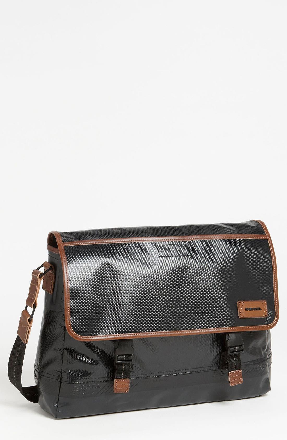 Alternate Image 1 Selected - DIESEL® 'Dive In' Messenger Bag