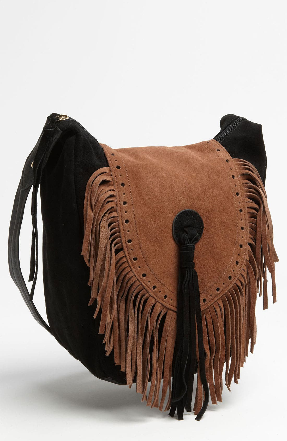 Alternate Image 1 Selected - Danielle Nicole 'Kate' Fringe Hobo