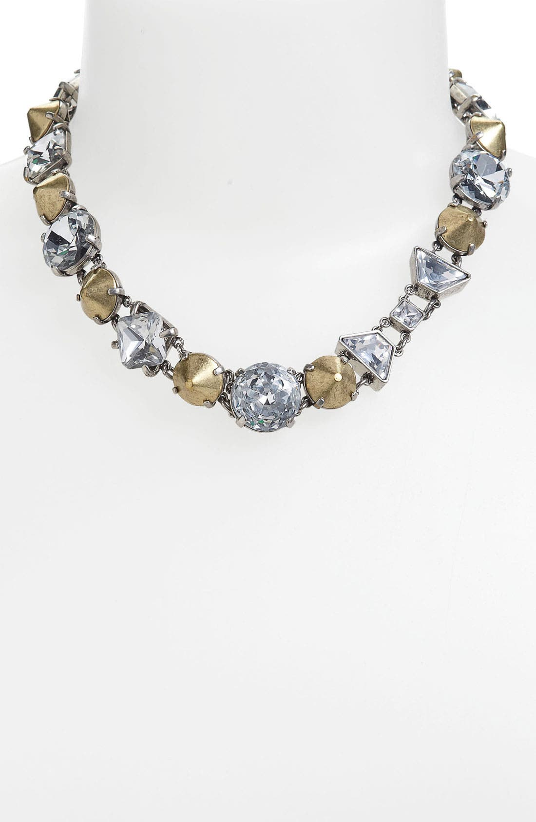 Alternate Image 1 Selected - MARC BY MARC JACOBS 'Big Bang' Collar Necklace