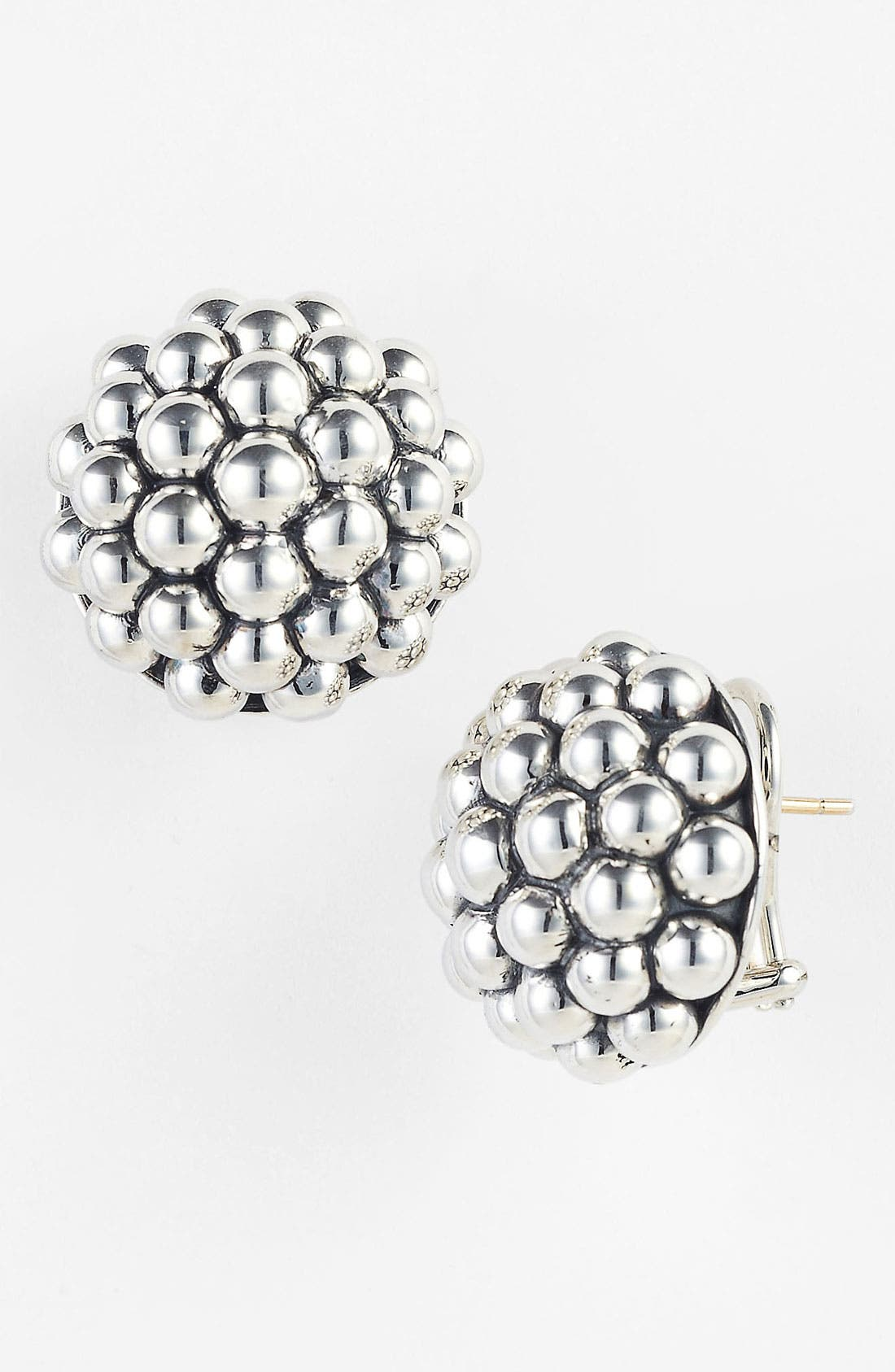 Alternate Image 1 Selected - LAGOS 'Bold' Caviar Stud Earrings