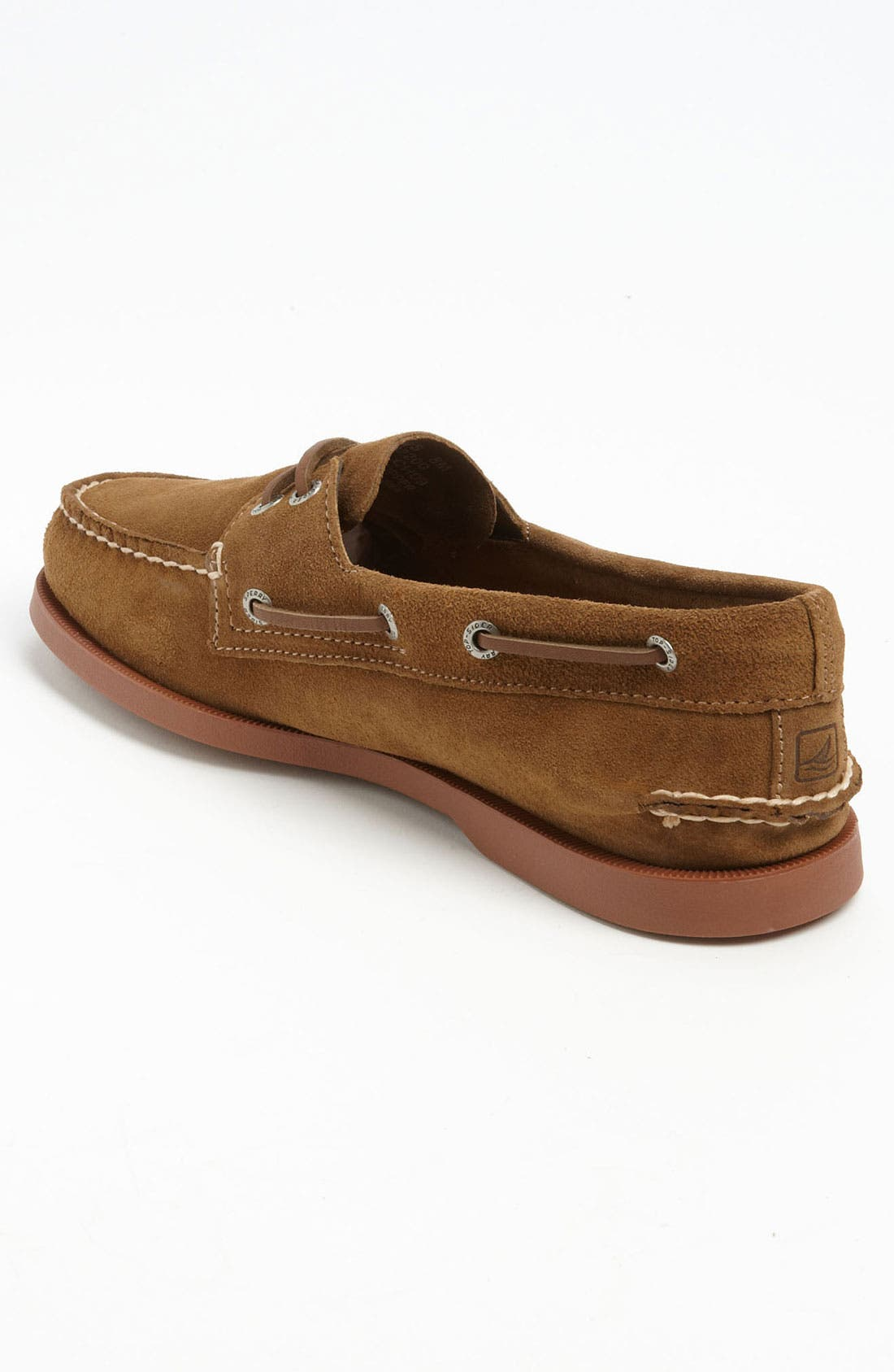 Alternate Image 2  - Sperry Top-Sider® 'Authentic Original' Suede Boat Shoe