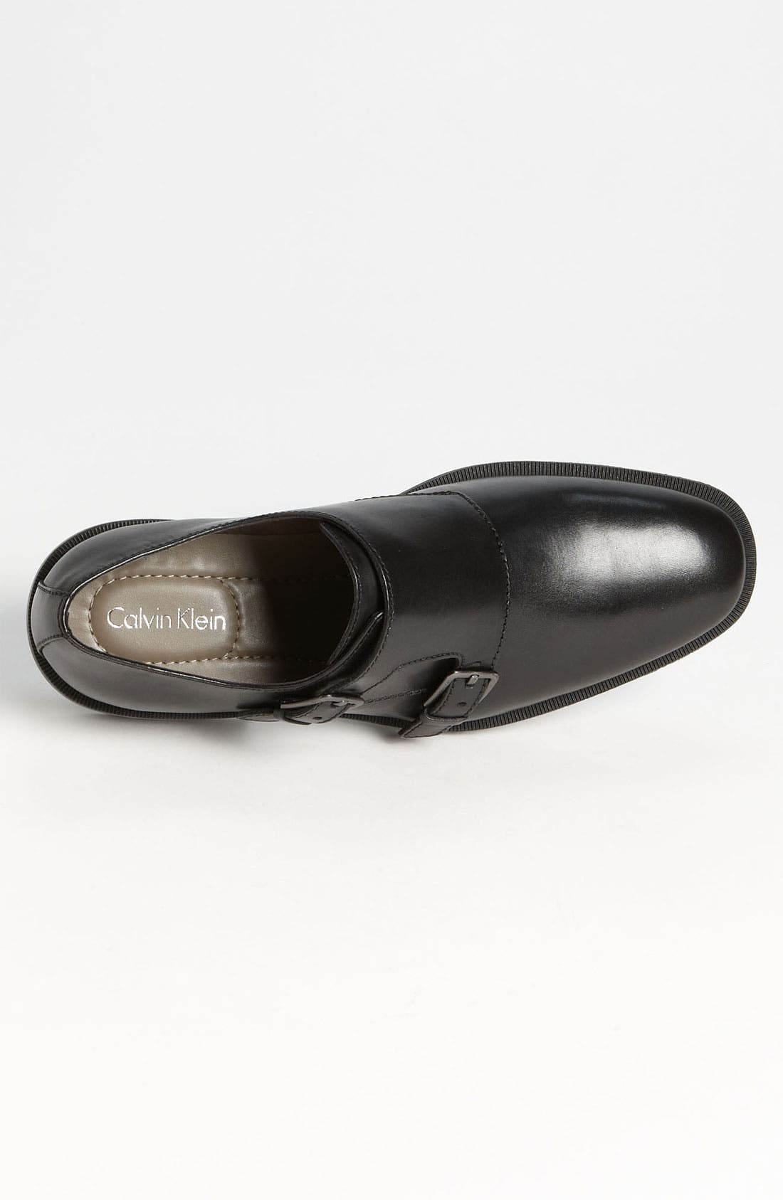 Alternate Image 3  - Calvin Klein 'Russel' Double Monk Strap Slip-On