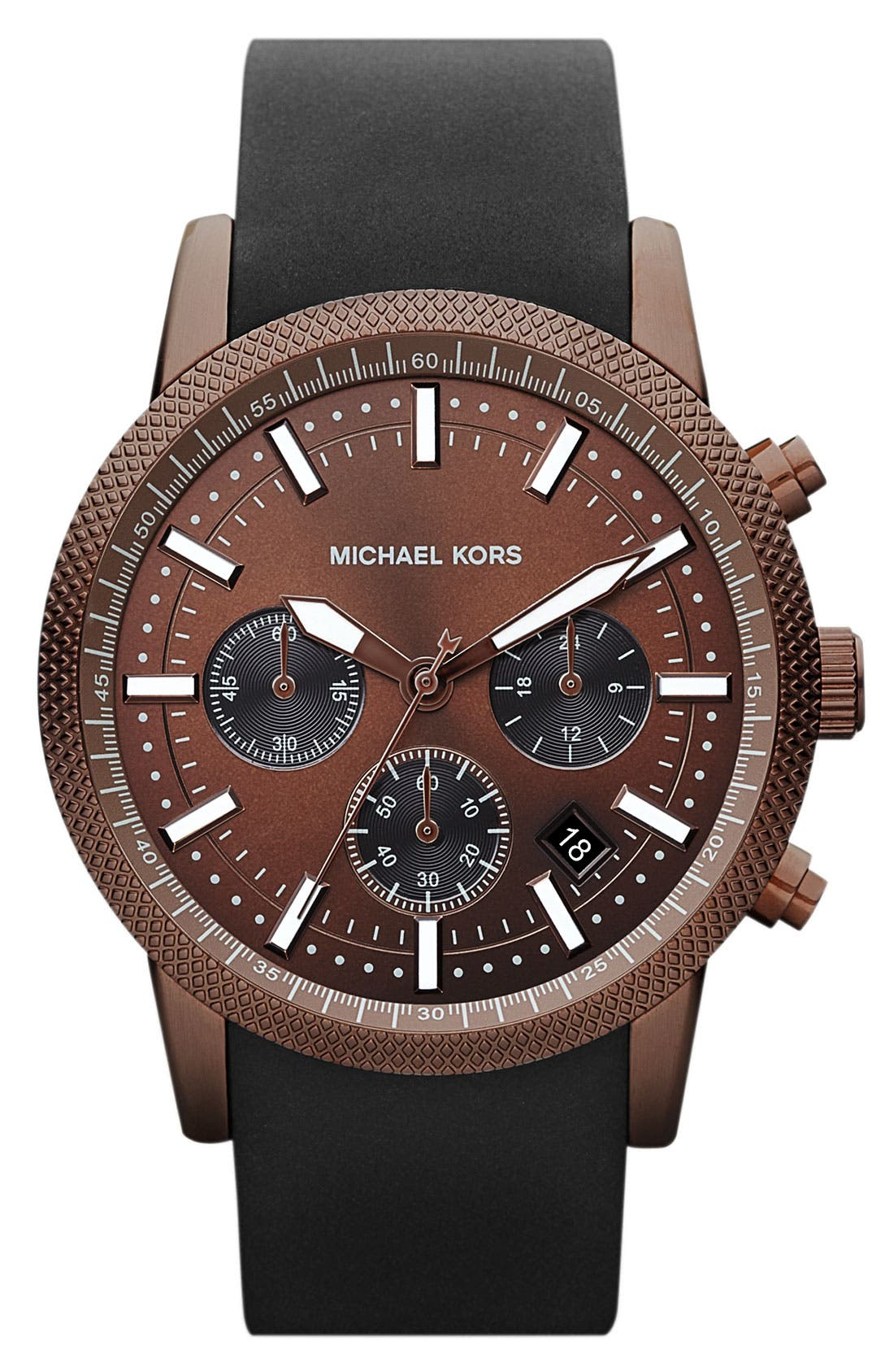 Alternate Image 1 Selected - Michael Kors 'Scout' Chronograph Watch