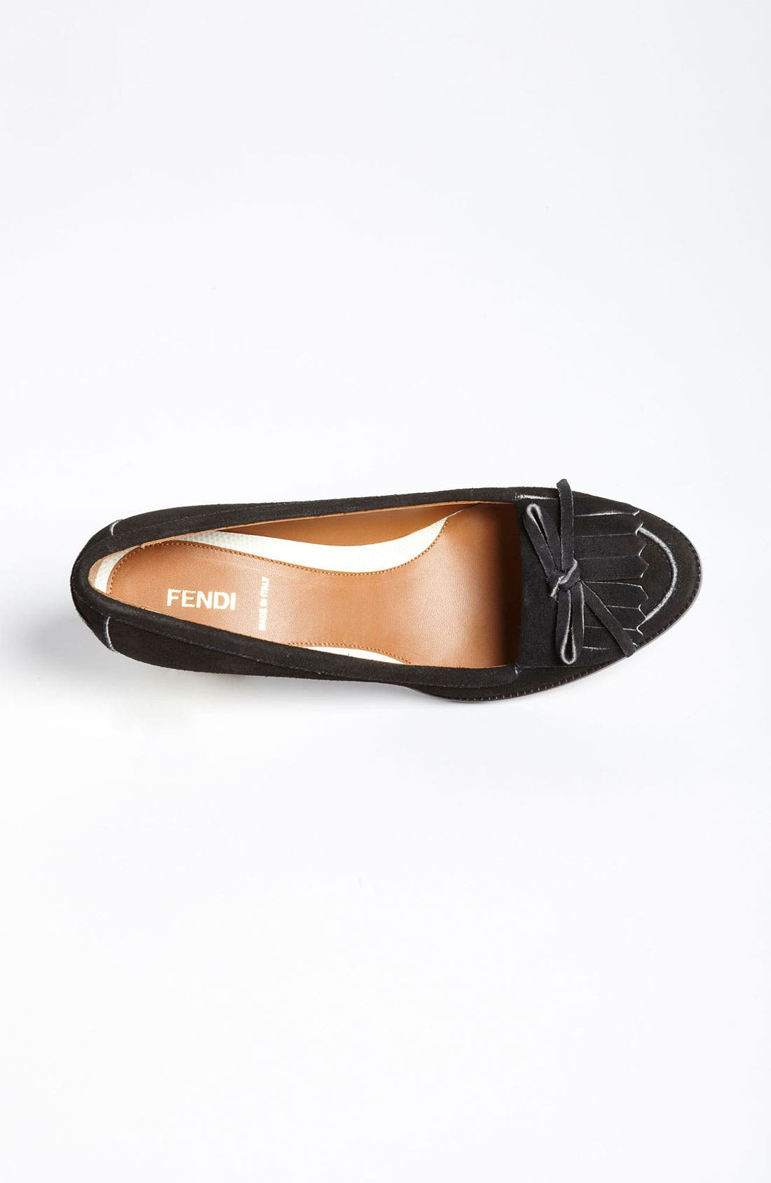 Alternate Image 4  - Fendi 'Austen' Loafer Pump