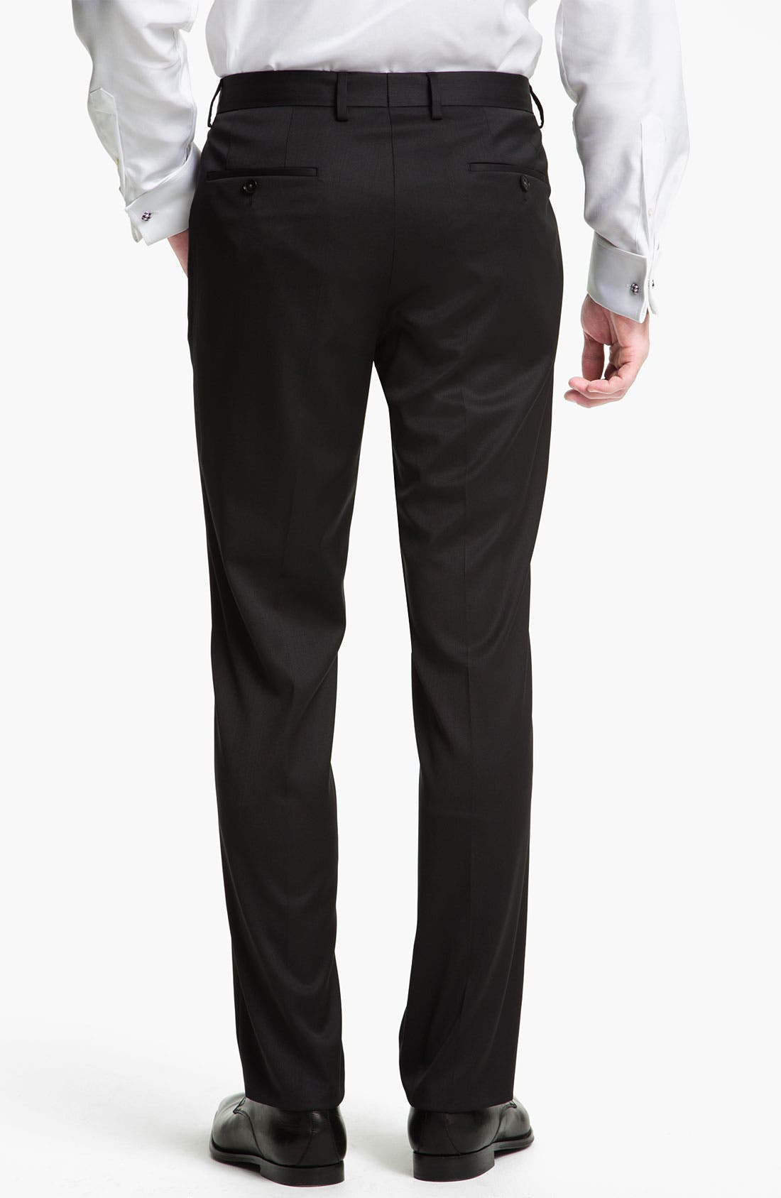 Alternate Image 2  - BOSS Black 'Genesis' Formal Trousers