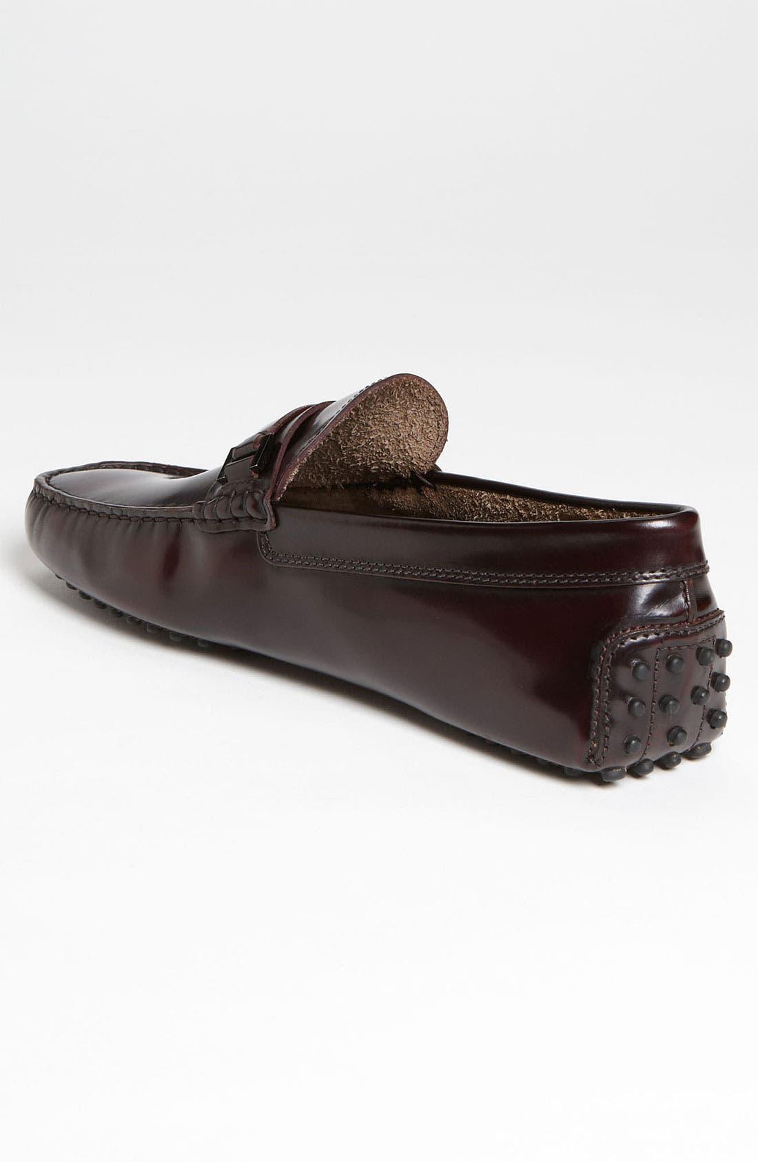 Alternate Image 2  - Tod's Bit Driving Shoe
