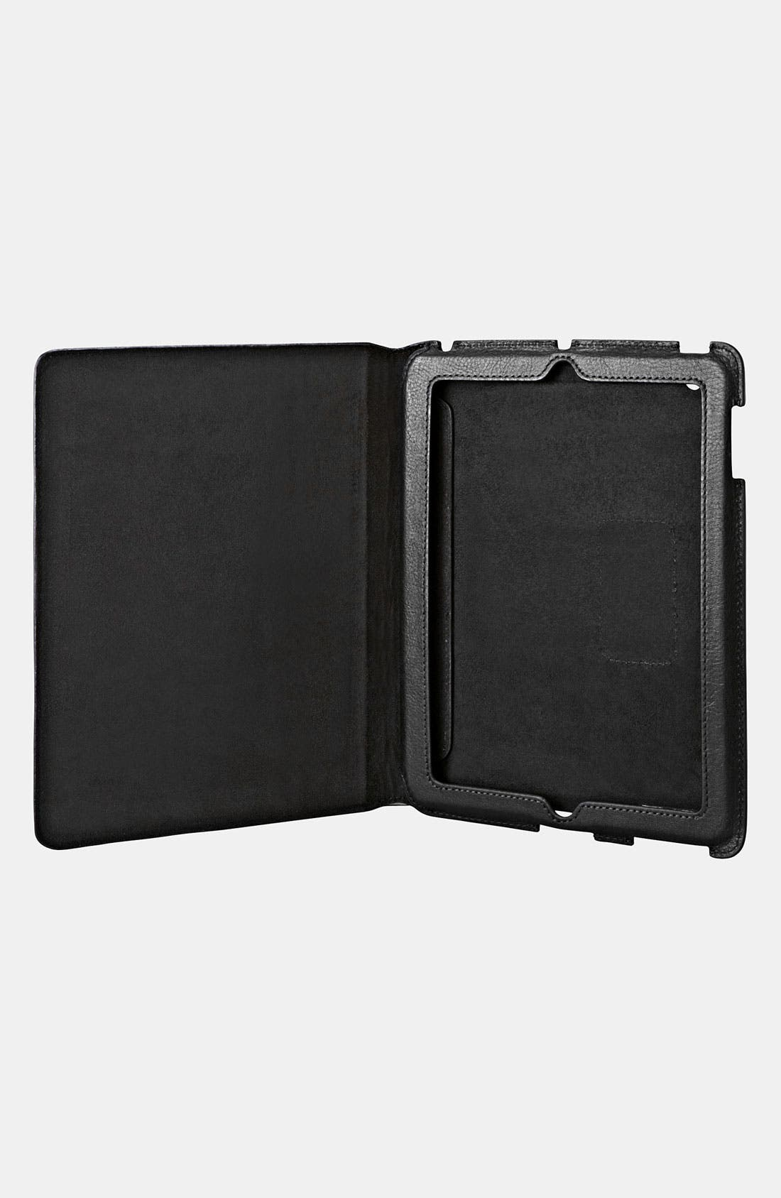 Alternate Image 2  - Fossil 'Estate' Leather Tablet Case