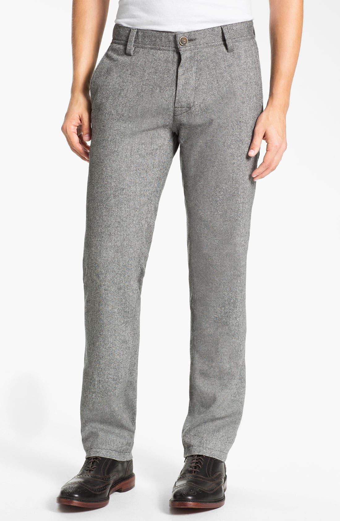 Alternate Image 1 Selected - BOSS Orange 'Sairy' Slim Fit Pants