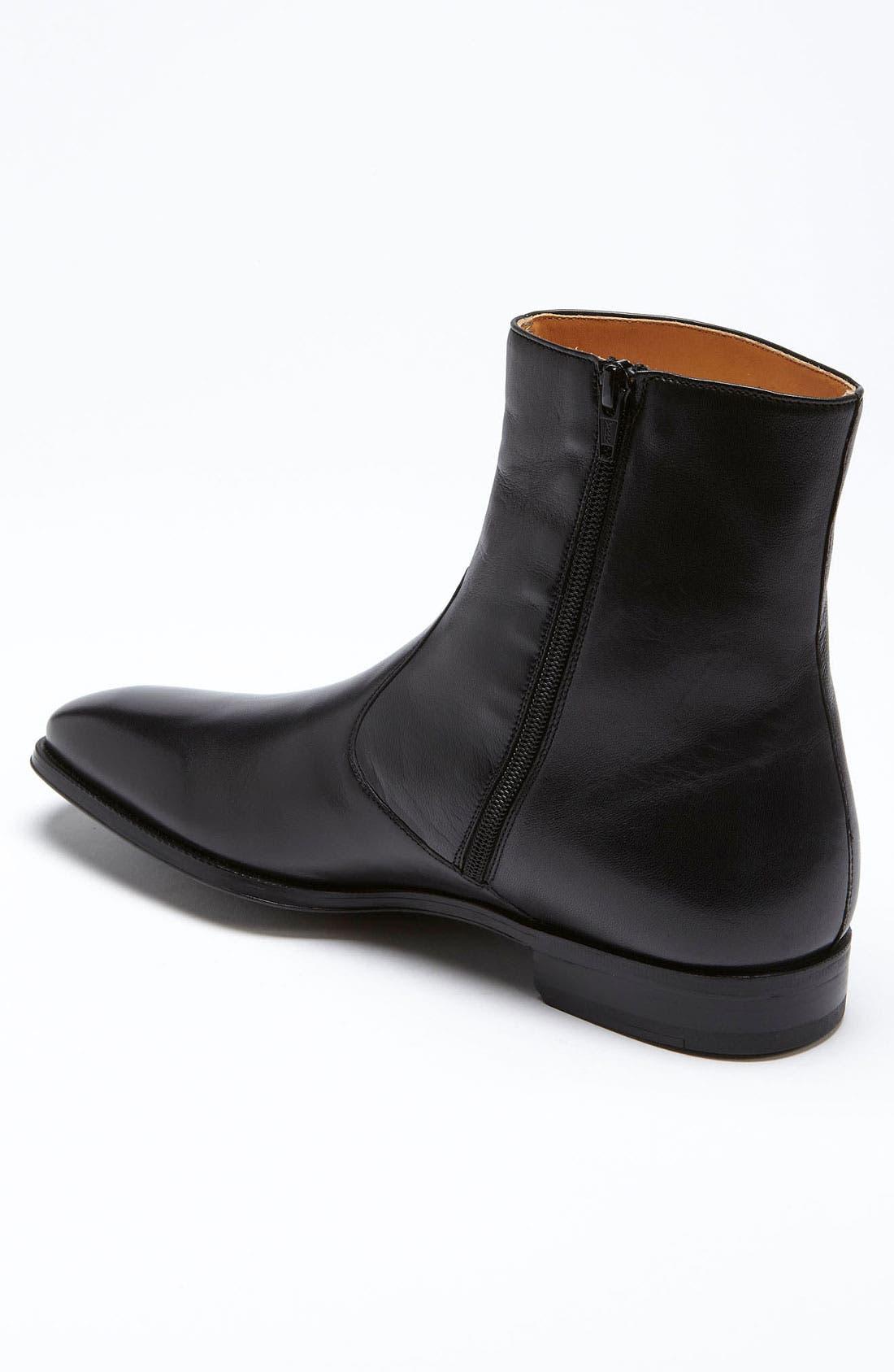 Alternate Image 2  - Magnanni Donosti Zip Boot (Men)