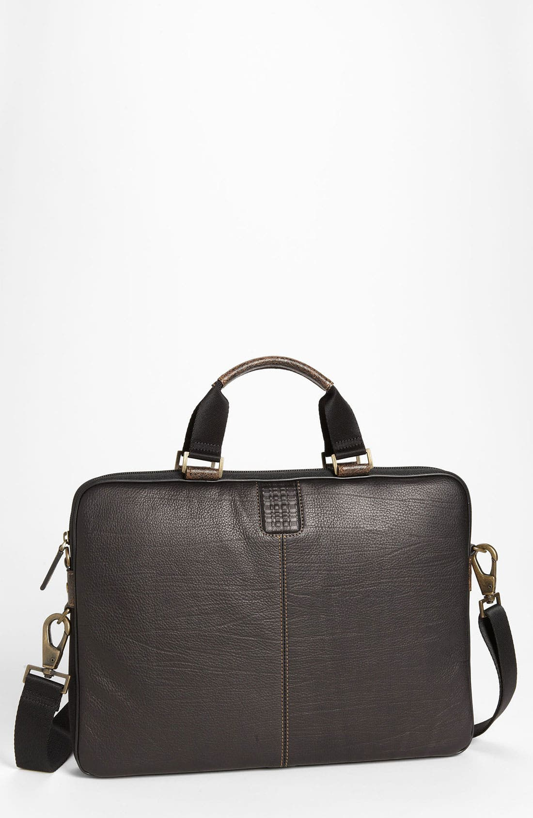 Alternate Image 1 Selected - Boconi Leather Briefcase