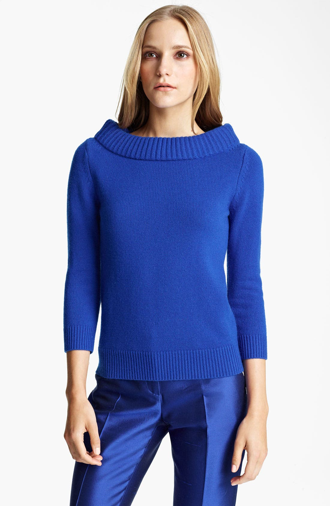 Alternate Image 1 Selected - Michael Kors Cashmere Sweater