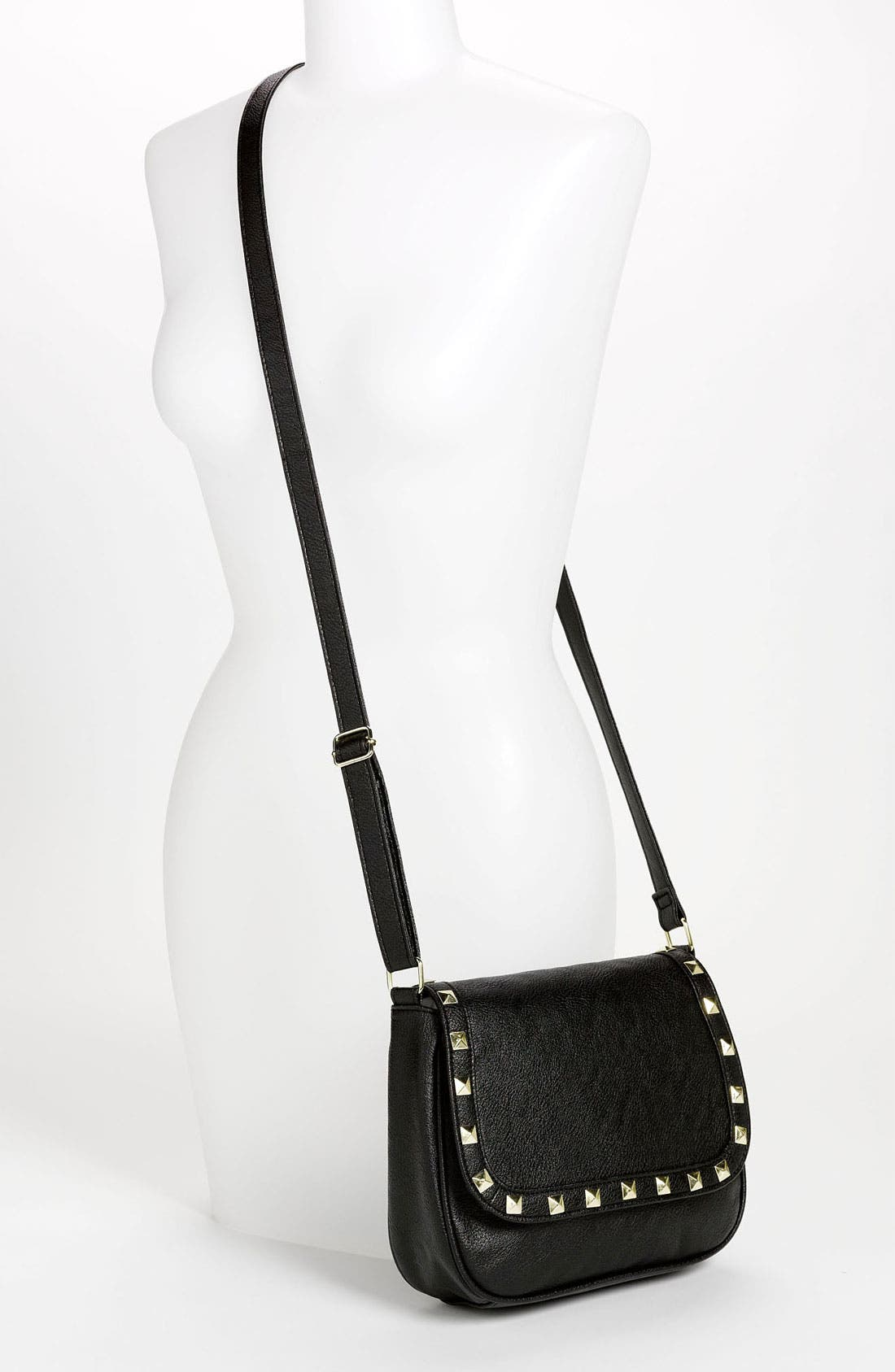 Alternate Image 2  - OMG Studded Crossbody Bag