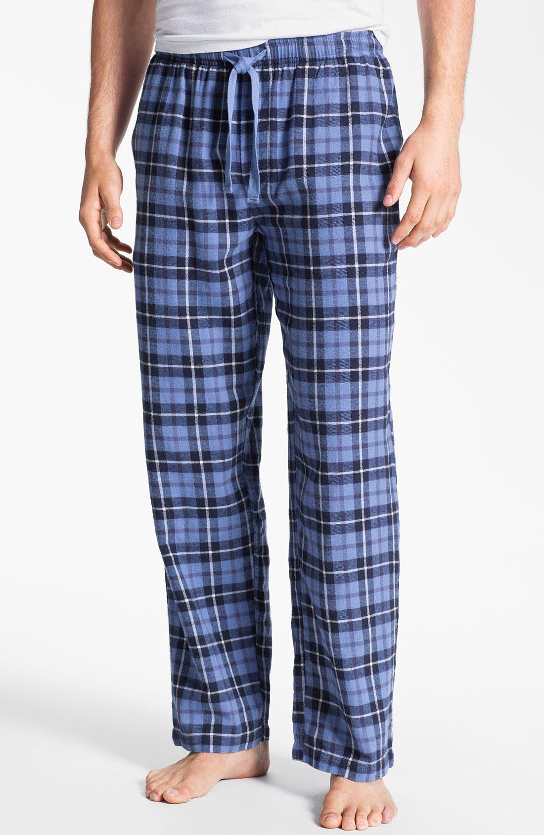 Alternate Image 1 Selected - 1901 Flannel Sleep Pants