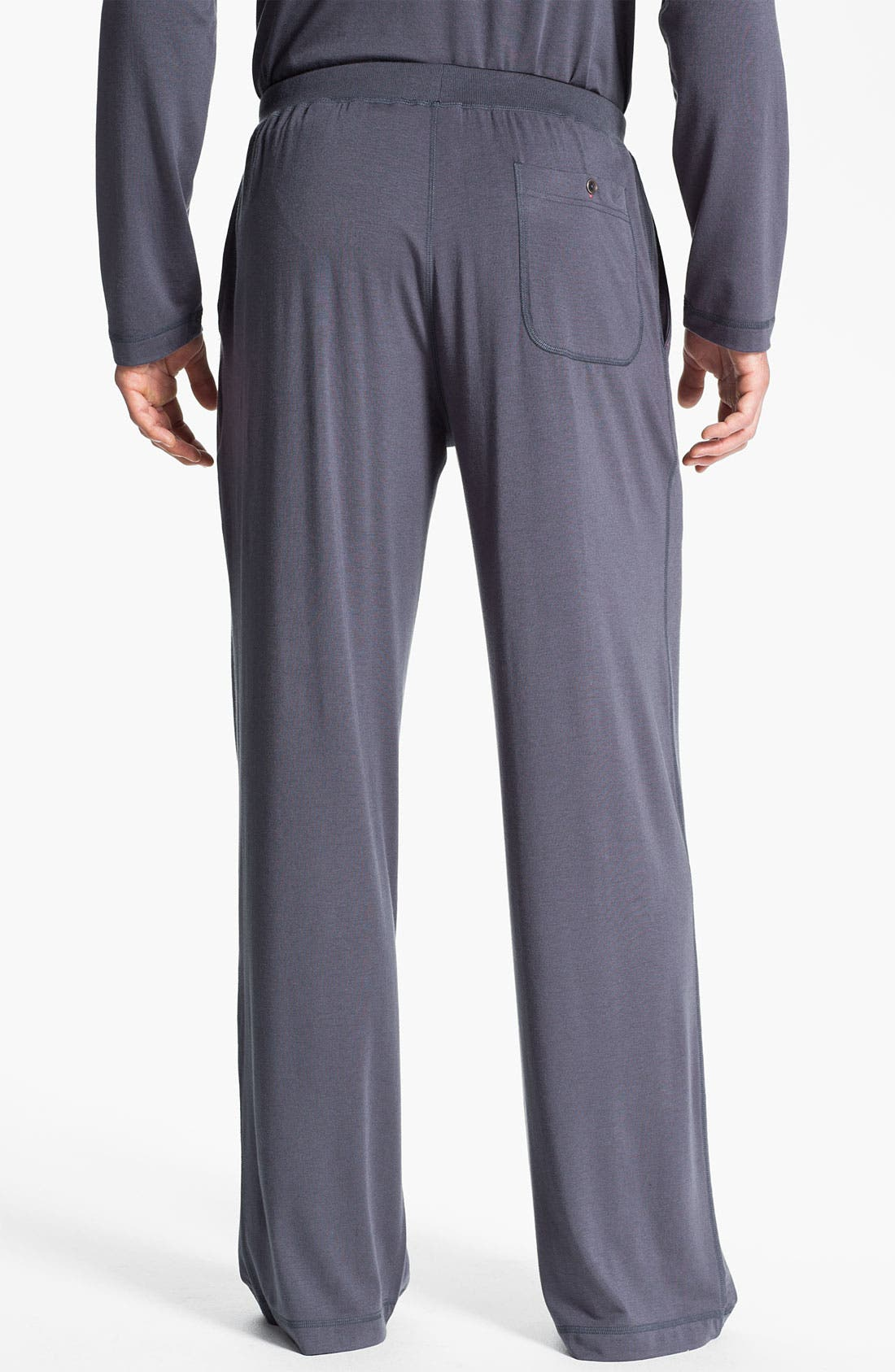 Alternate Image 2  - Daniel Buchler Silk & Modal Lounge Pants
