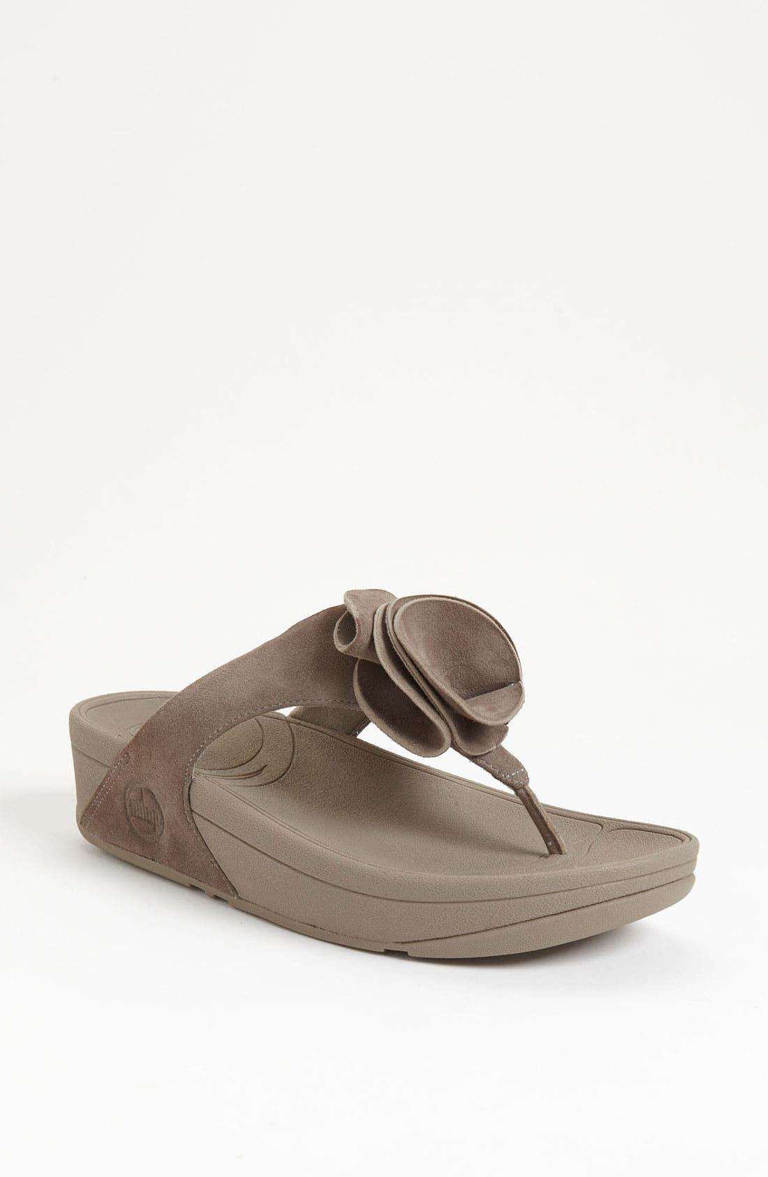 Alternate Image 1 Selected - FitFlop Sandal