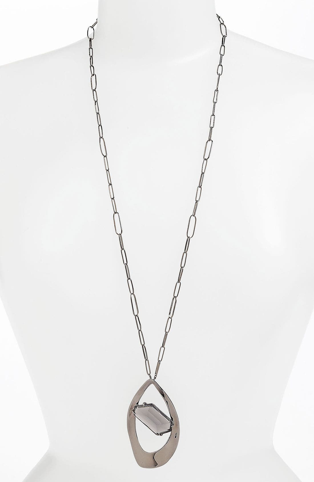 Alternate Image 1 Selected - Alexis Bittar 'Miss Havisham - Bel Air' Wavy Pendant Necklace (Nordstrom Exclusive)