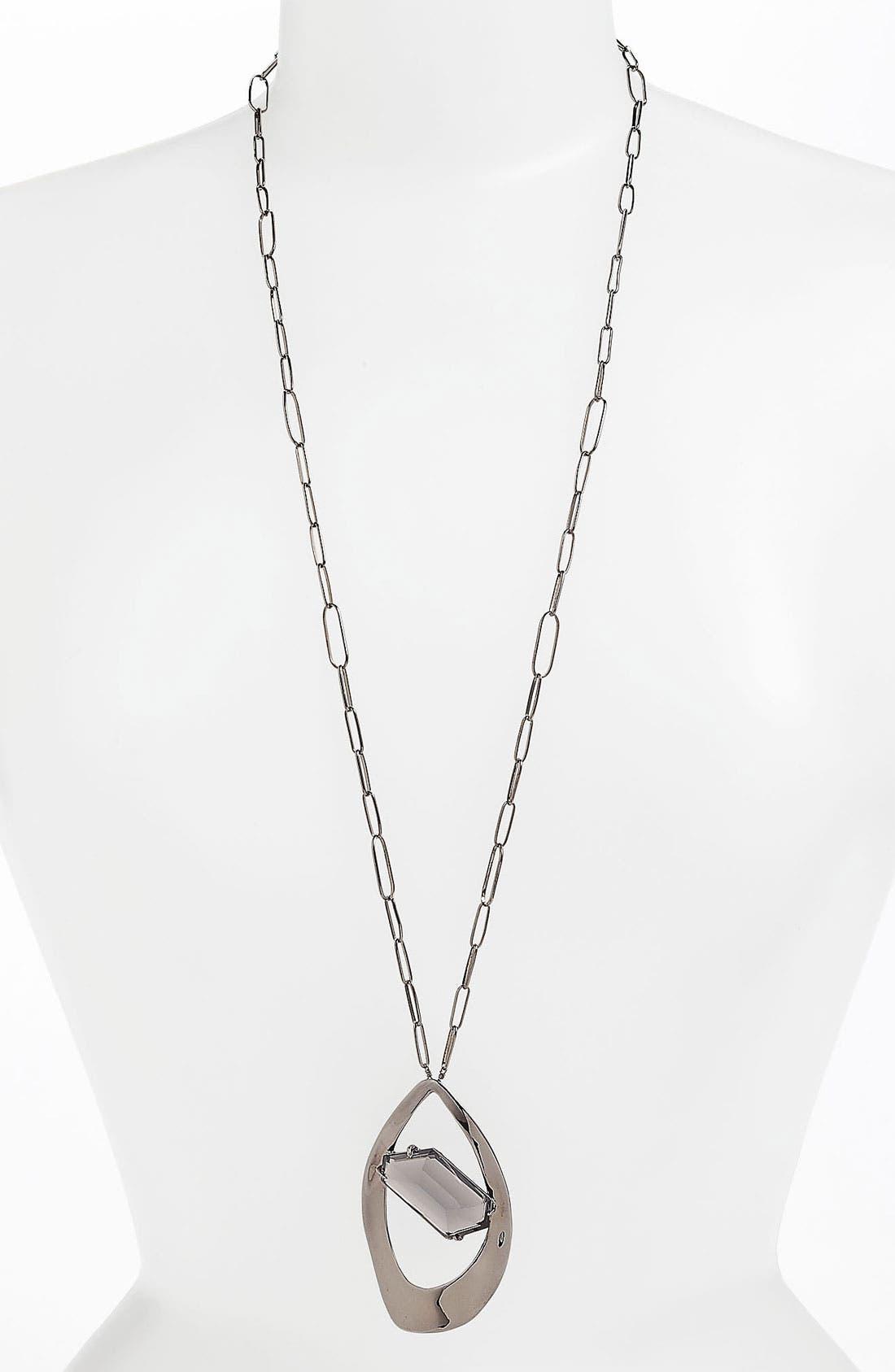 Main Image - Alexis Bittar 'Miss Havisham - Bel Air' Wavy Pendant Necklace (Nordstrom Exclusive)