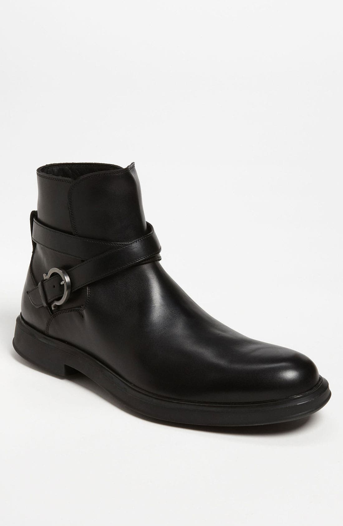Main Image - Salvatore Ferragamo 'Calder' Boot (Online Only)