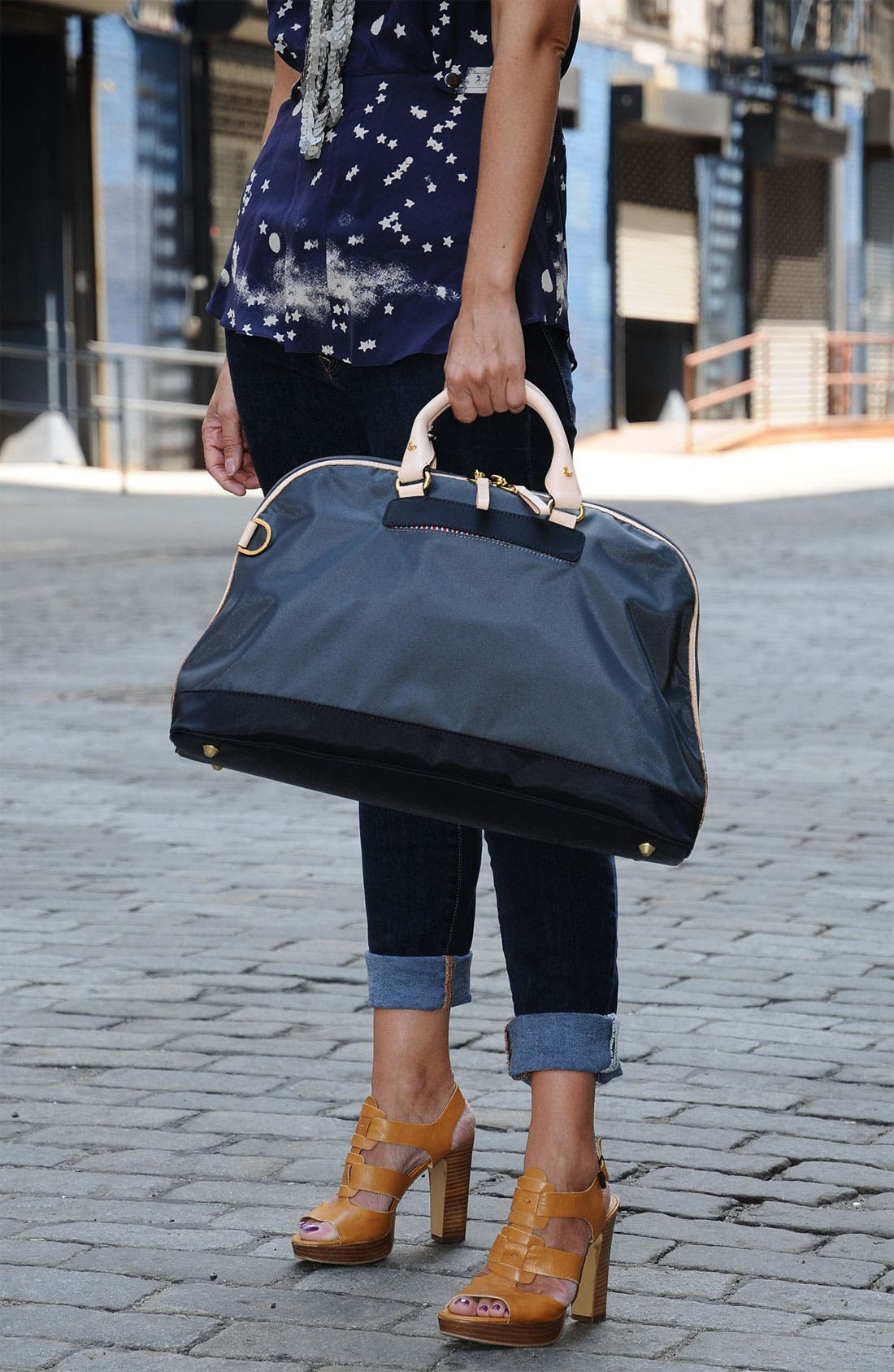 Alternate Image 6  - Danzo Baby 'Retro' Diaper Bag