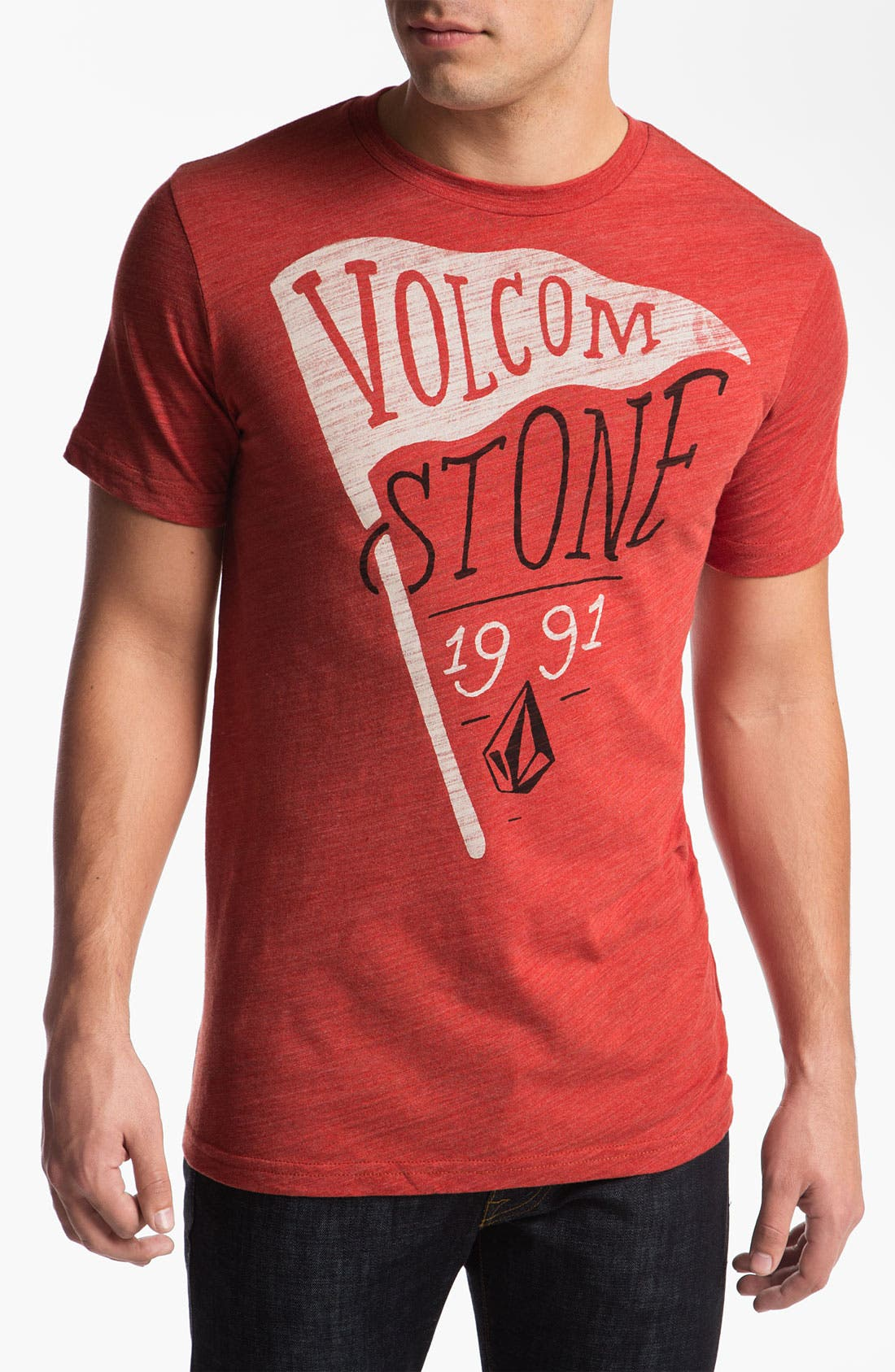 Alternate Image 1 Selected - Volcom 'Los Stoney' T-Shirt