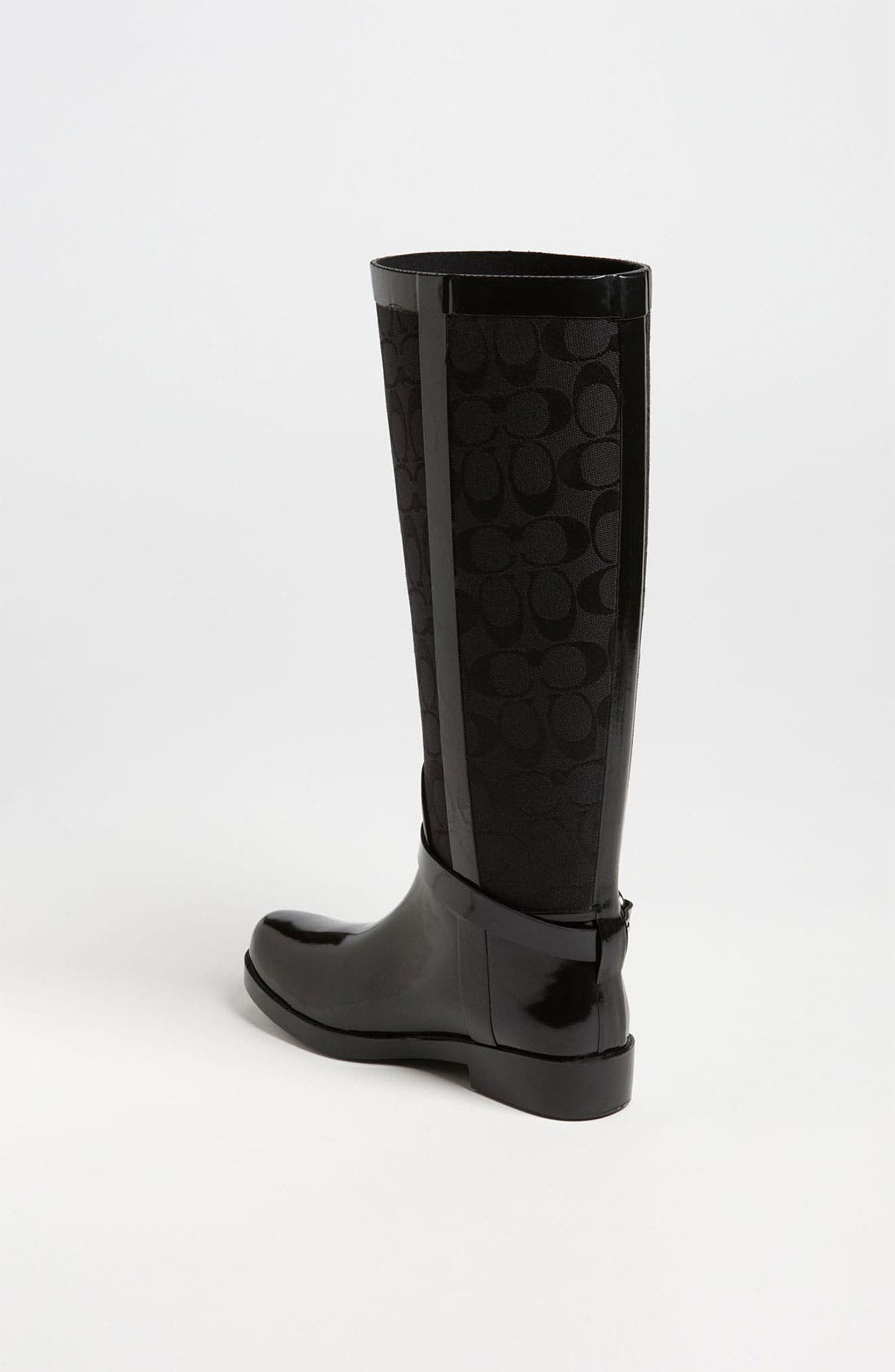 Alternate Image 2  - COACH 'Lux' Rain Boot (Women)