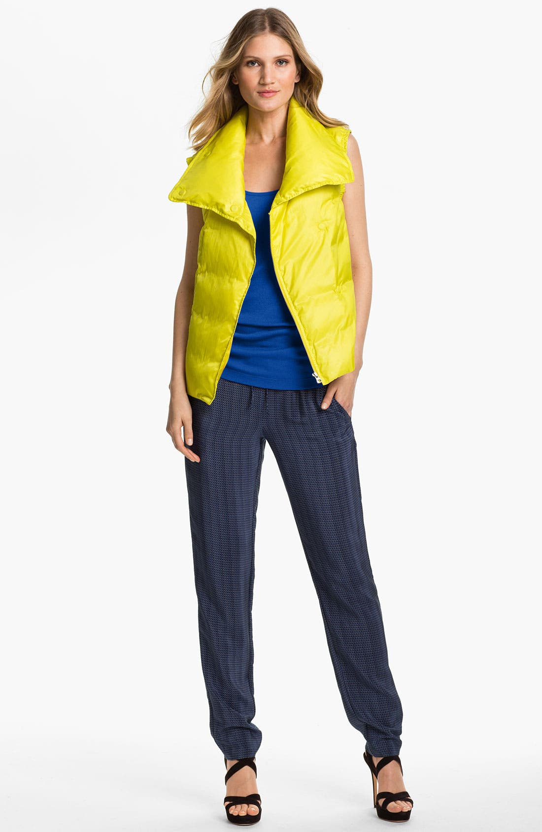 Alternate Image 1 Selected - Vince Puffer Vest