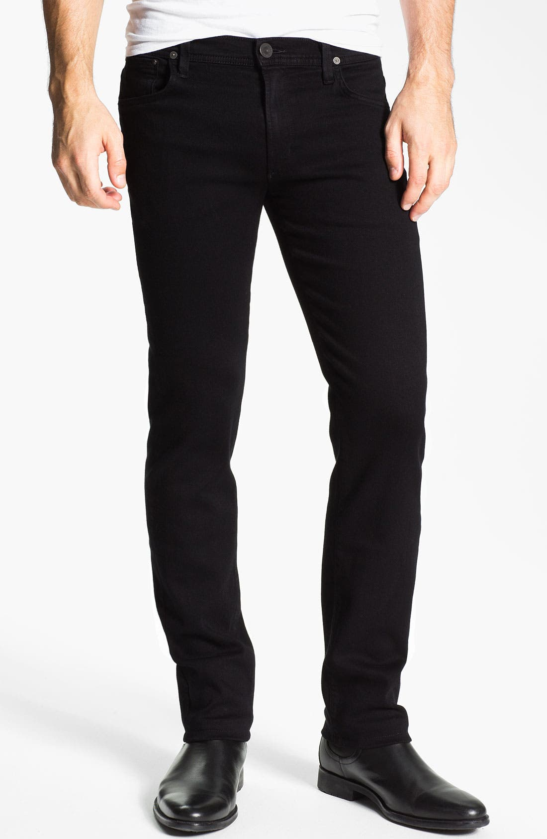 Alternate Image 1 Selected - Citizens of Humanity 'Adonis' Comfort Slim Fit Jeans (Brandon Black)