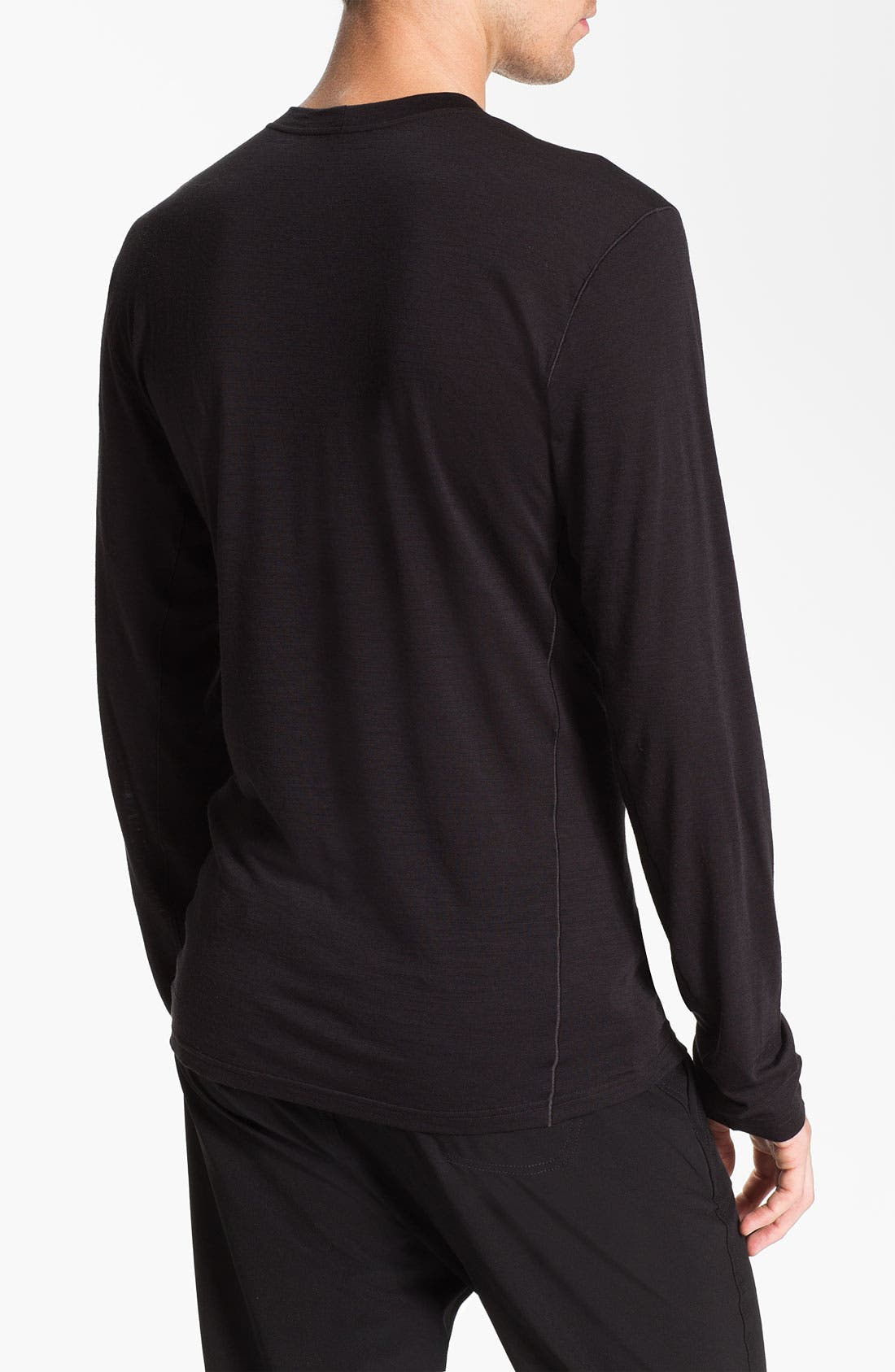 Alternate Image 2  - Patagonia 'Merino® 1' Long Sleeve T-Shirt